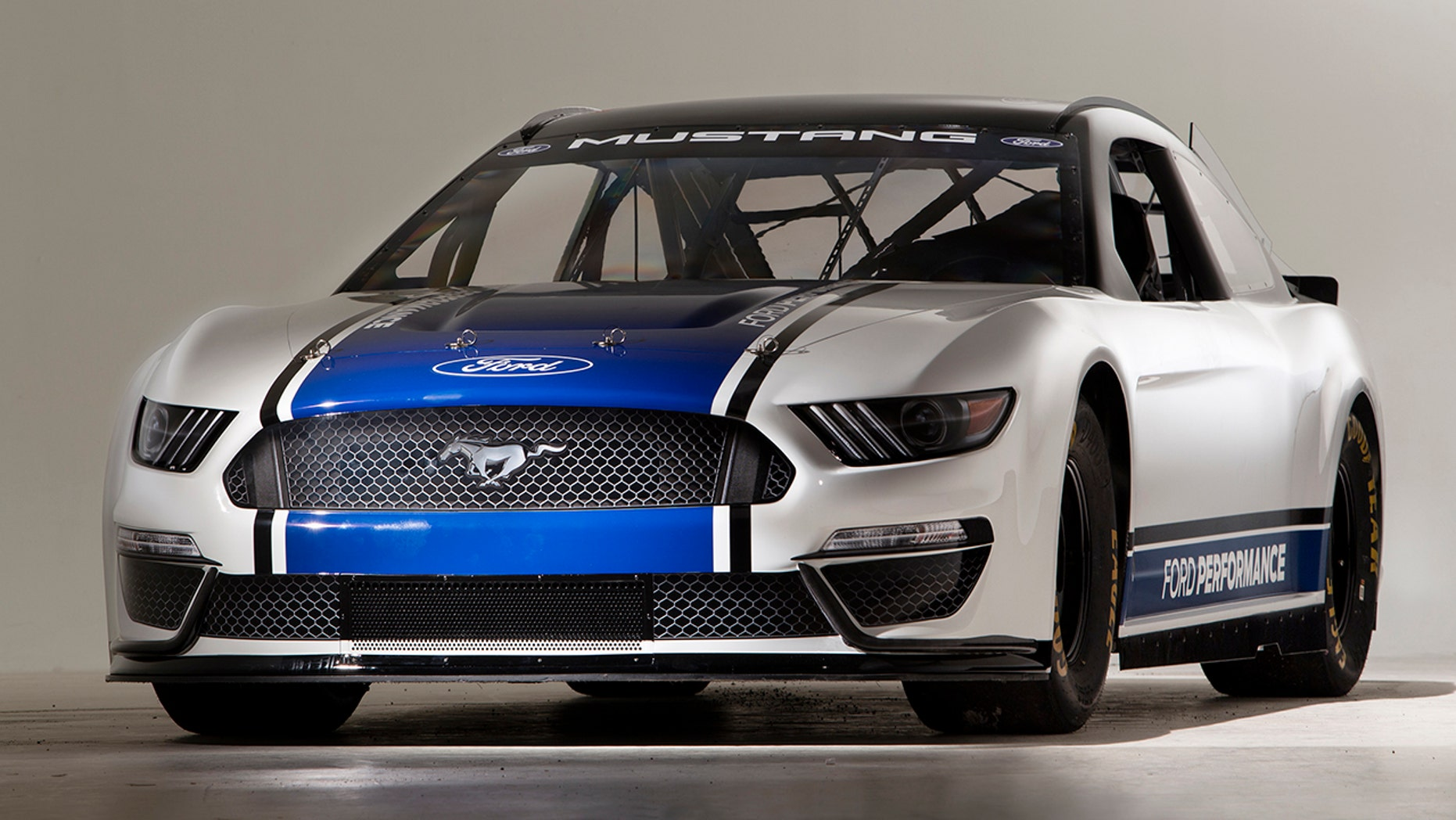Nascar Cup Ford Mustang Ready To Race Fox News
