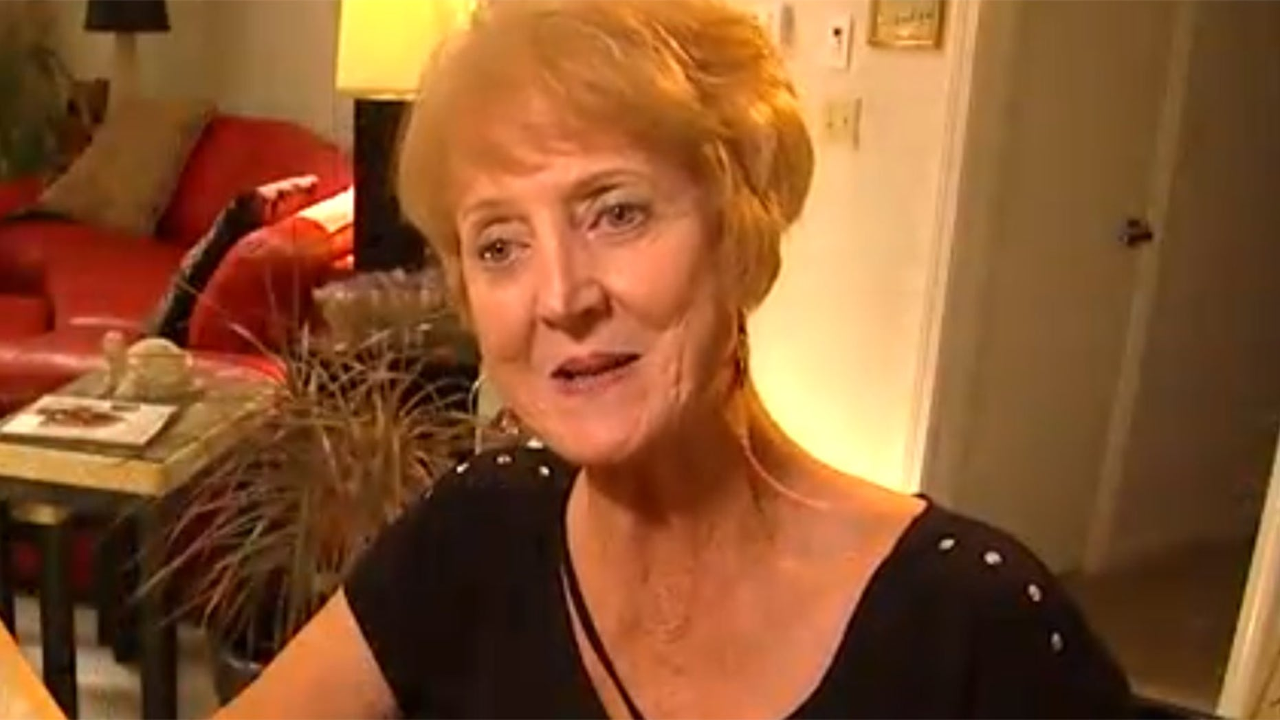 Jane Beacham, 72, was initially diagnosed with asthma.
