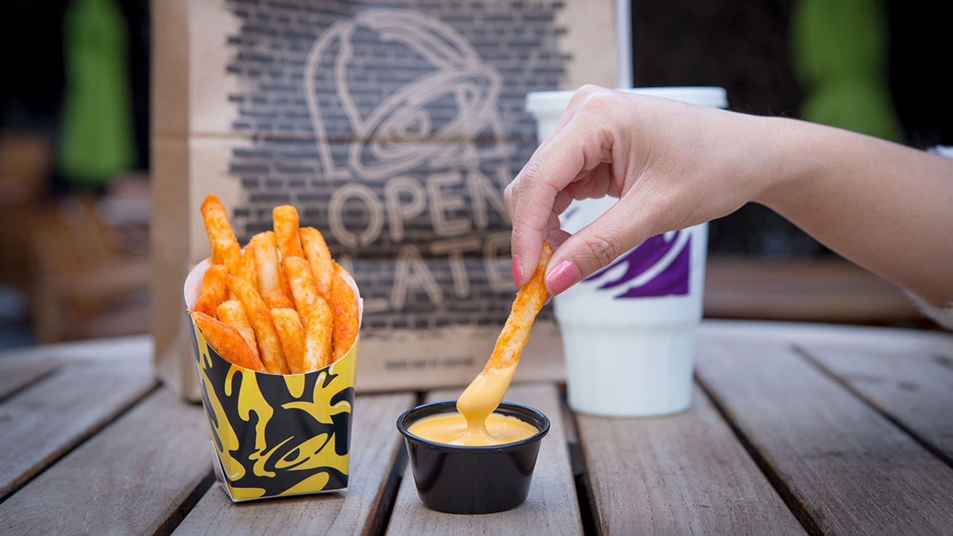 Nacho Fries have dethroned the Doritos Locos Taco, which has previously been the most successful new item.