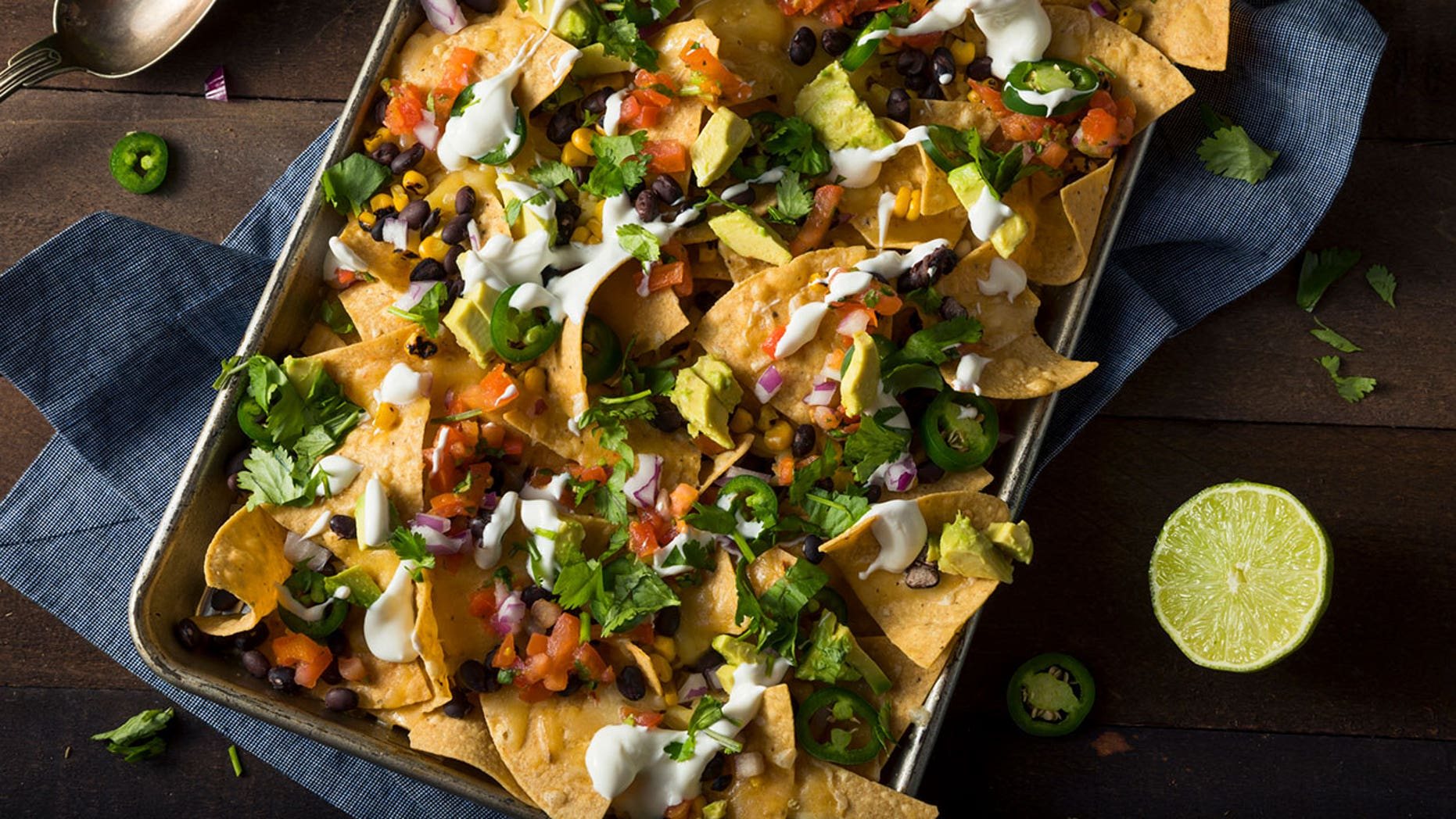 Don't take any chances with your homemade nachos.