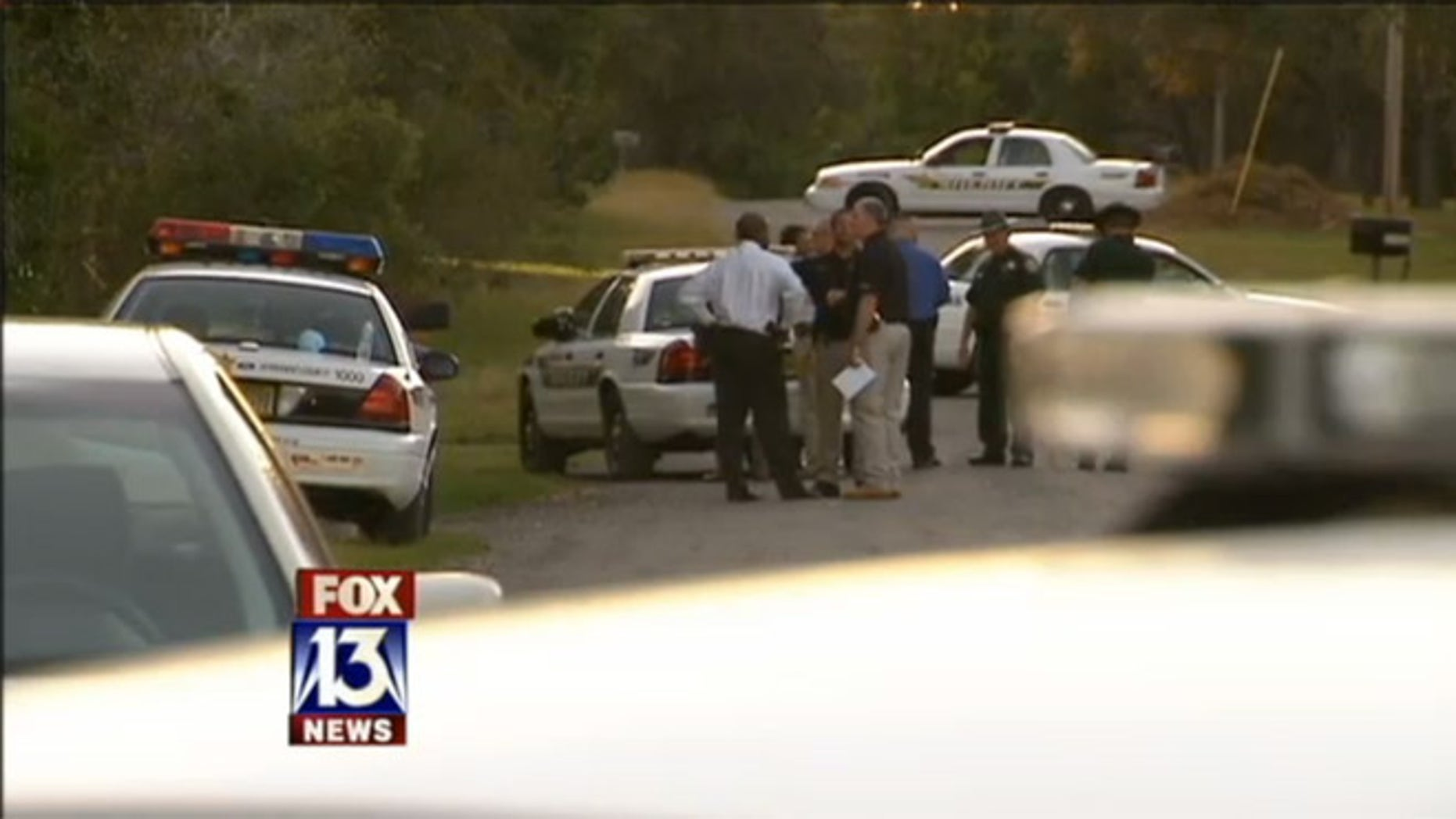 Two off-duty officers fatally shoot armed, naked woman