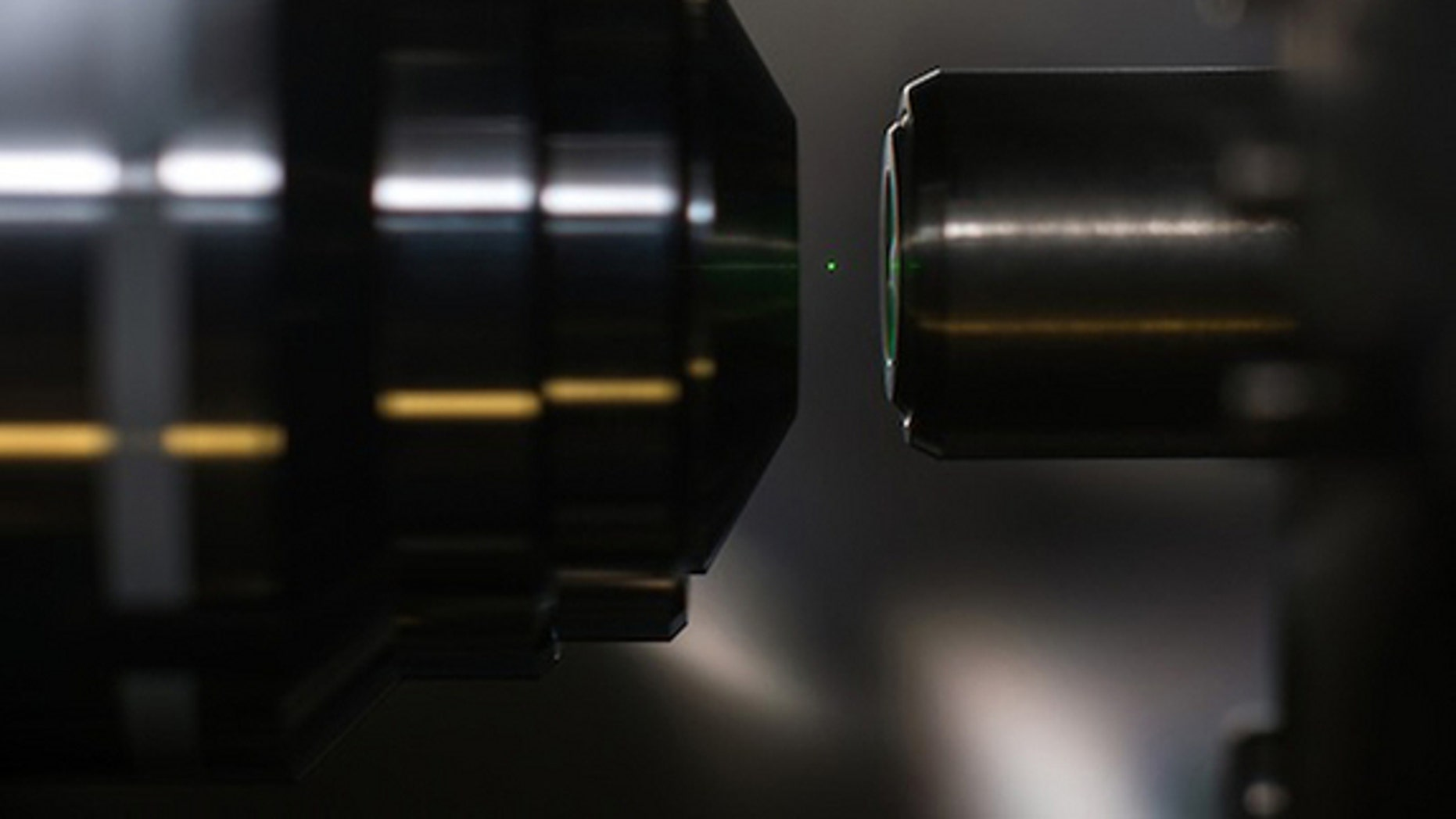 Researchers have used lasers to levitate extremely small particles in the past, such as individual atoms, but this is the first time that anyone has ever levitated a nanodiamond.