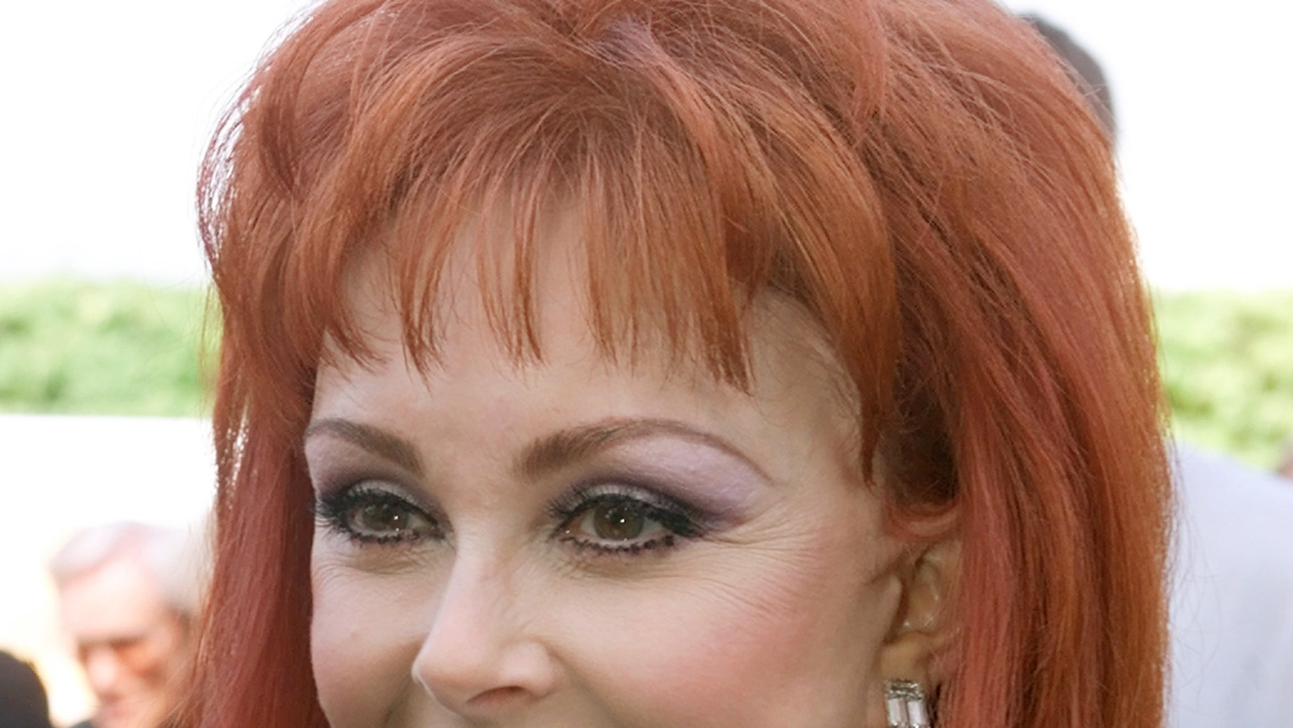 Country entertainer Naomi Judd arrives at the 35th annual Academy of Country Music Awards May 3, 2000 at the Universal Amphitheater in Universal City.