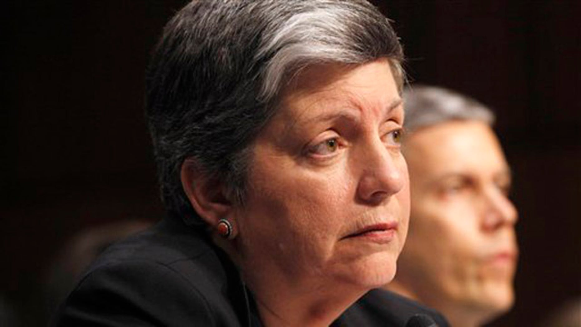 Homeland Security Secretary Janet Napolitano, left, and Education Secretary Arne Duncan testify on Capitol Hill in Washington June 28 about the DREAM Act.