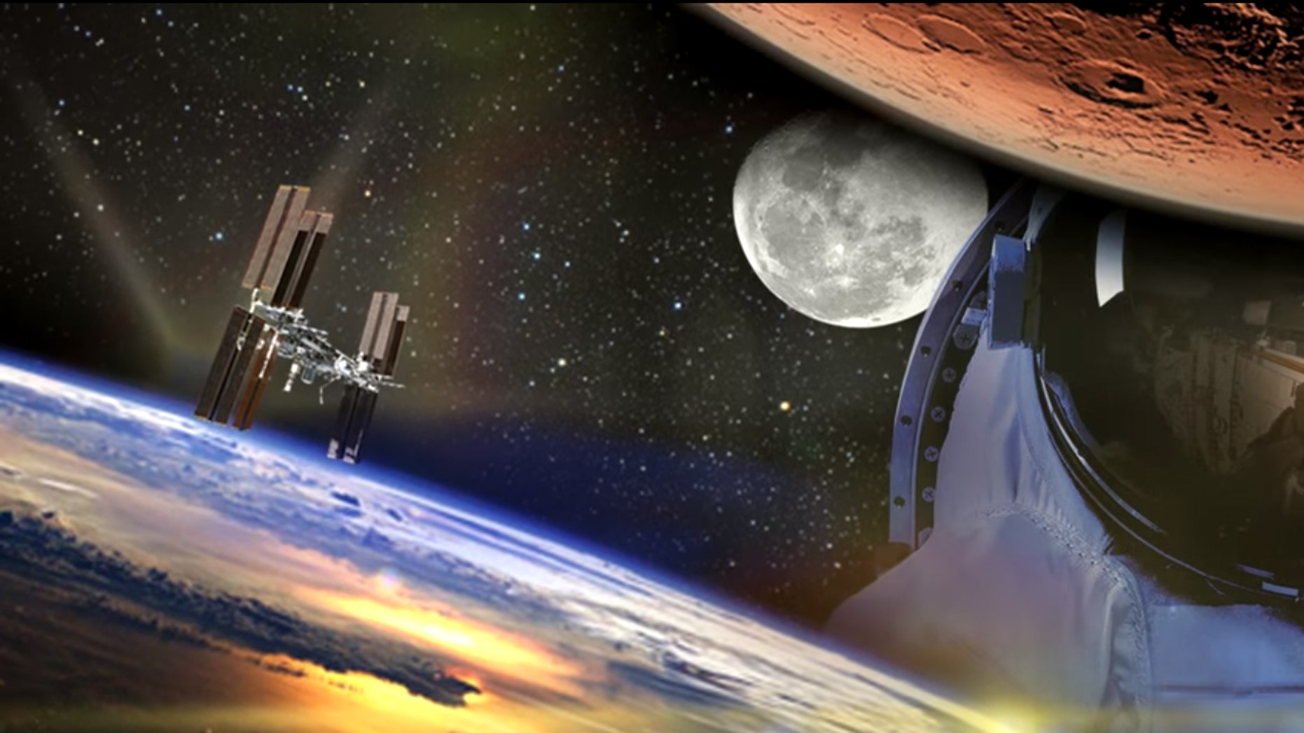 NASA 2017 Budget Request