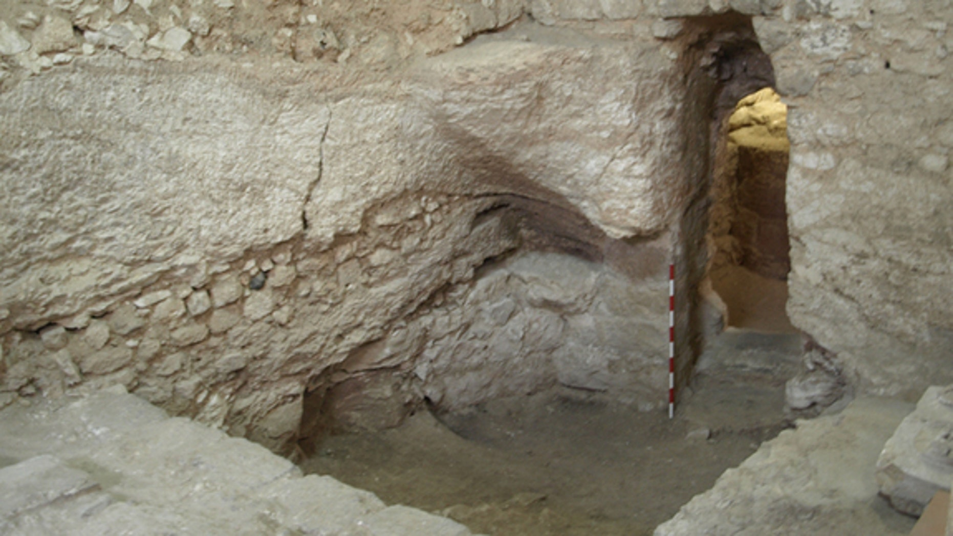 People in the Middle Ages believed Jesus grew up in this first-century house in Nazareth, according to research.