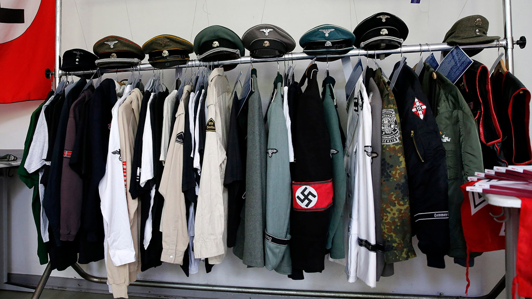 The British chef has apologized for dressing up in a Nazi uniform at a 2003 costume party.