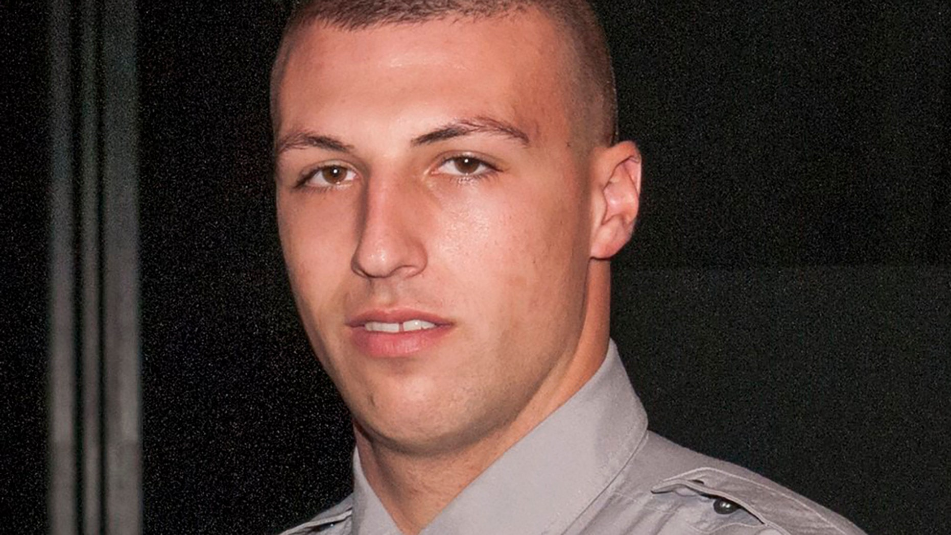 North Carolina state Trooper Samuel Bullard was killed pursuing a suspect Tuesday night.