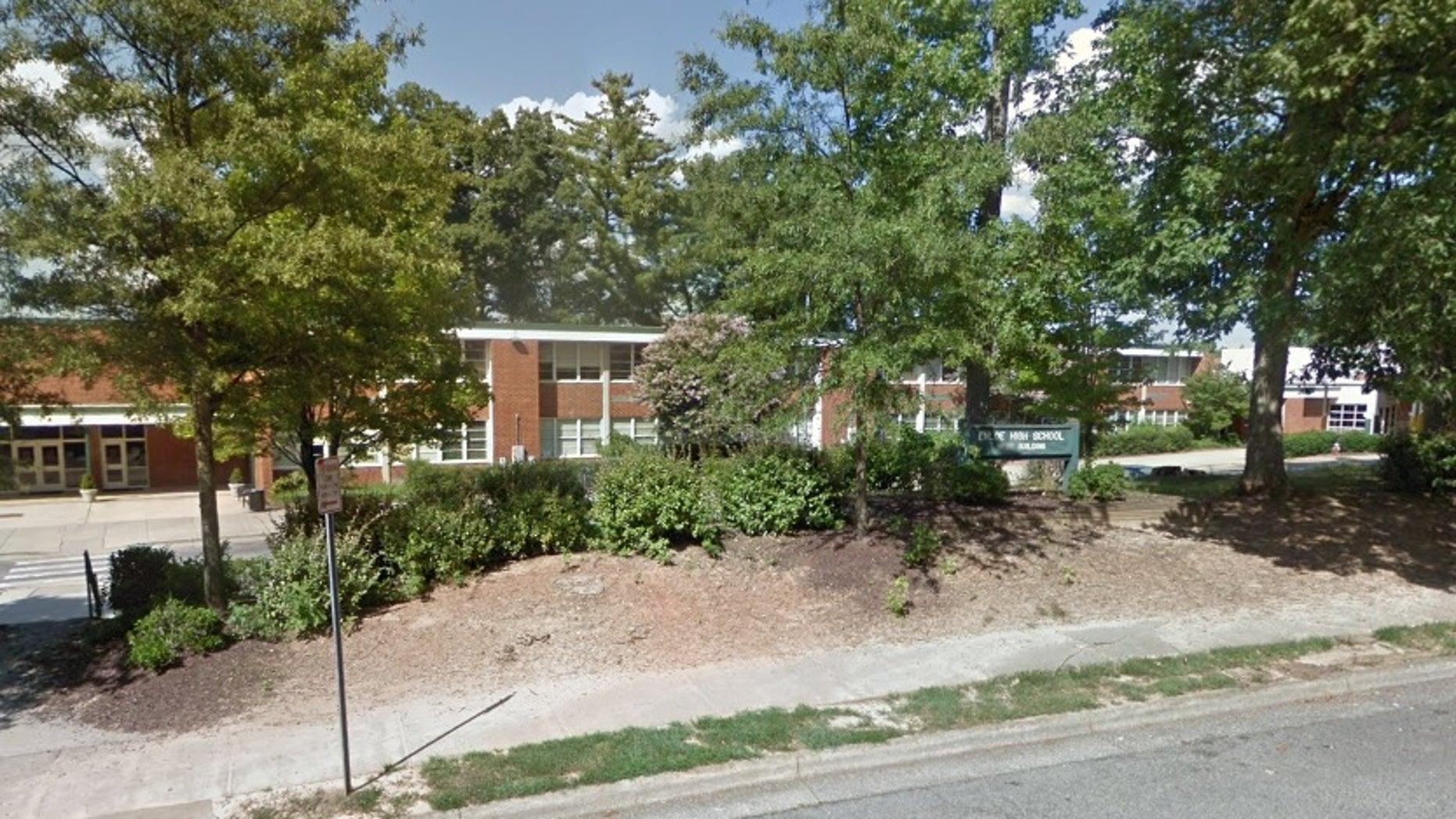 William G. Enloe High School.