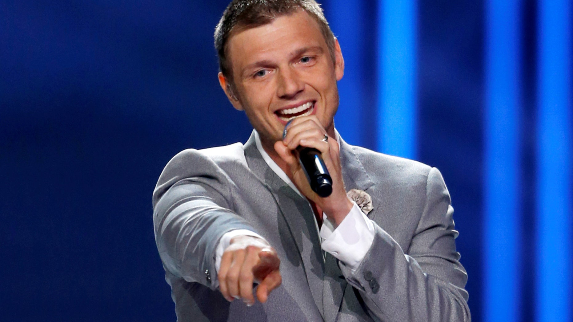 A former singer said Nick Carter from the Backstreet Boys assaulted her.