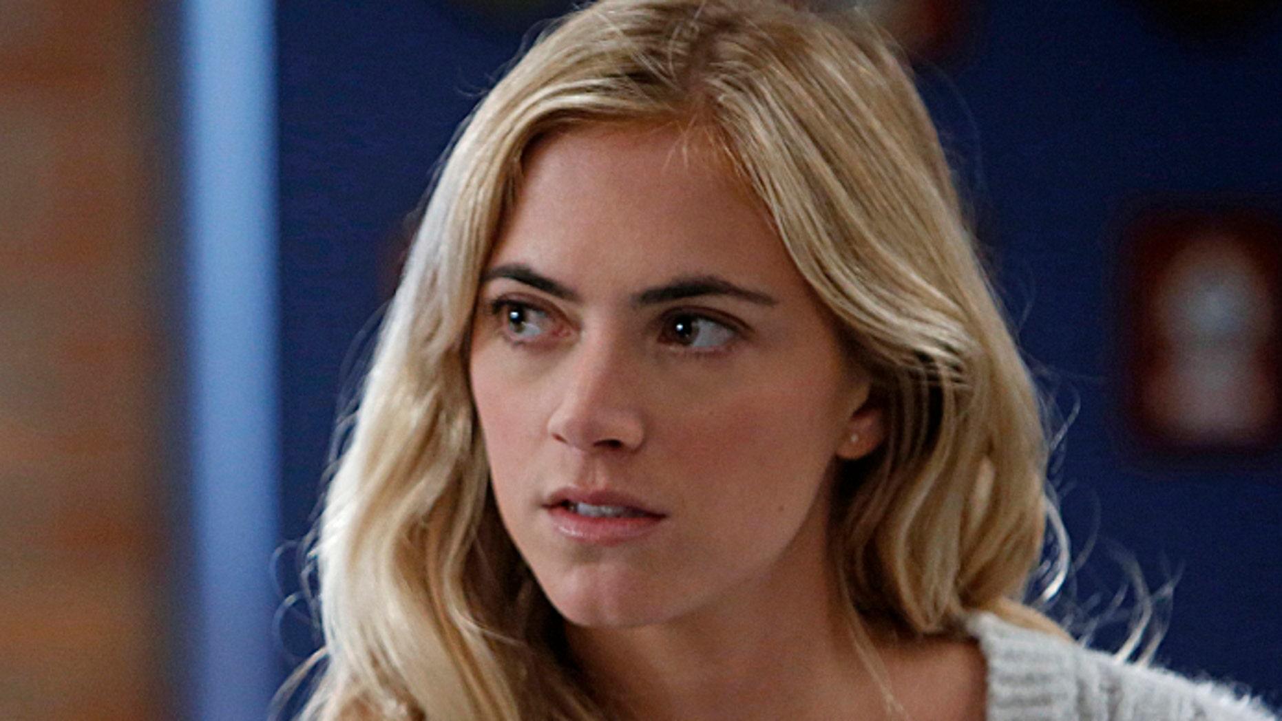 "Emily Wickersham appears on ""NCIS."""
