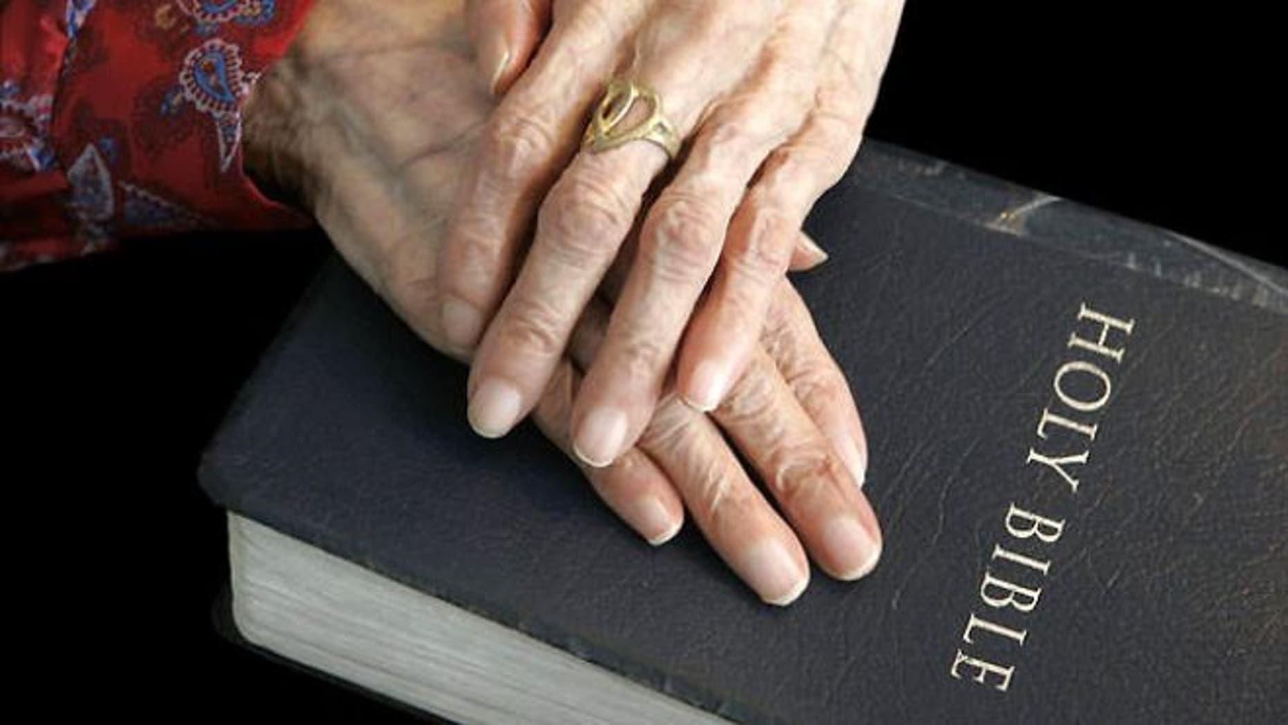FILE: A federal court judge has issued a preliminary injunction ordering commissioners in North Carolina's Rowan County to halt their practice of opening government meetings with a prayer specific to one religion.