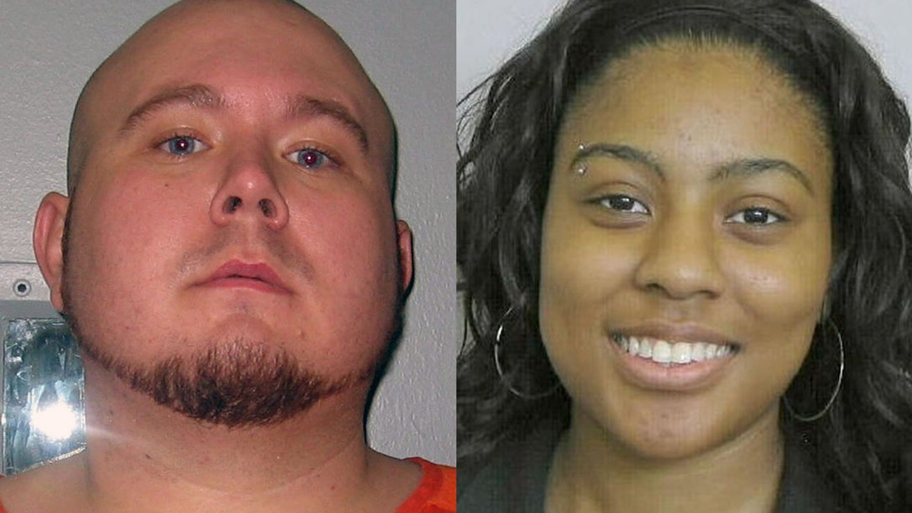 Joshua Keadle, left, is accused of killing Tyler Thomas after she disappeared in December 2010