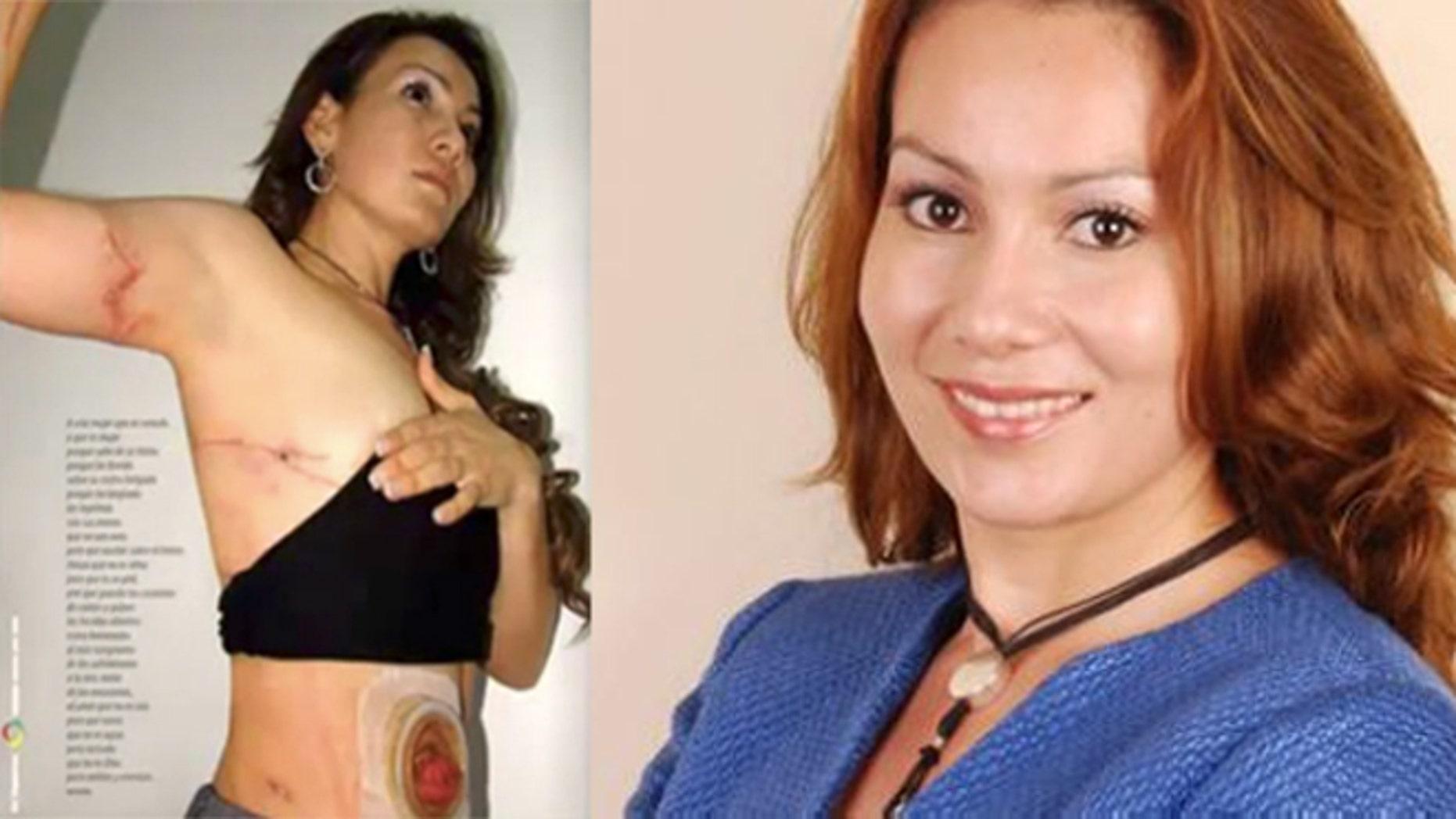 Mexican Mayor Maria Santos Gorrostieta Killed By Gunmen -1595