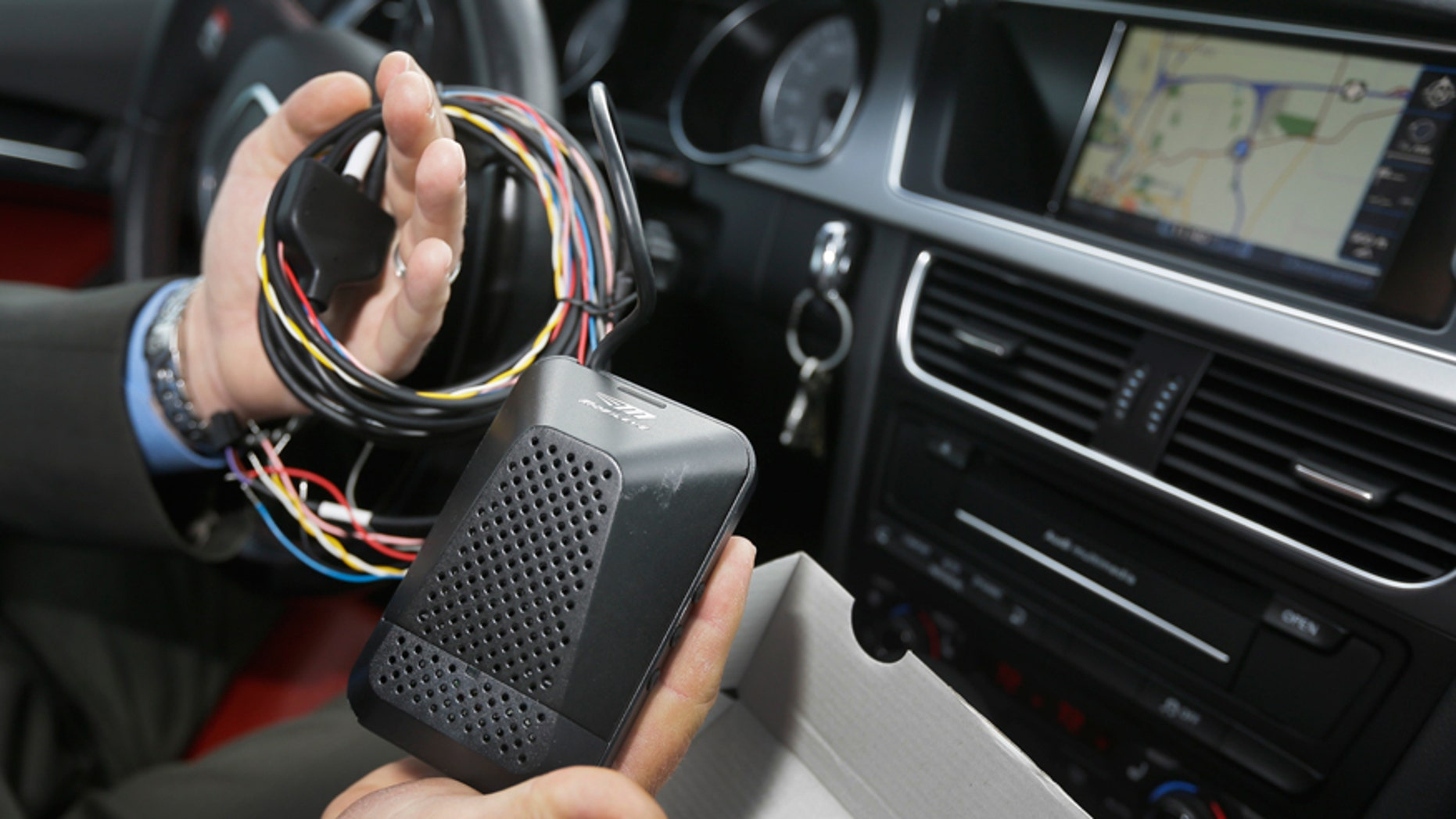Old Car New Tricks Adding Safety Tech To An Older Fox News Audio