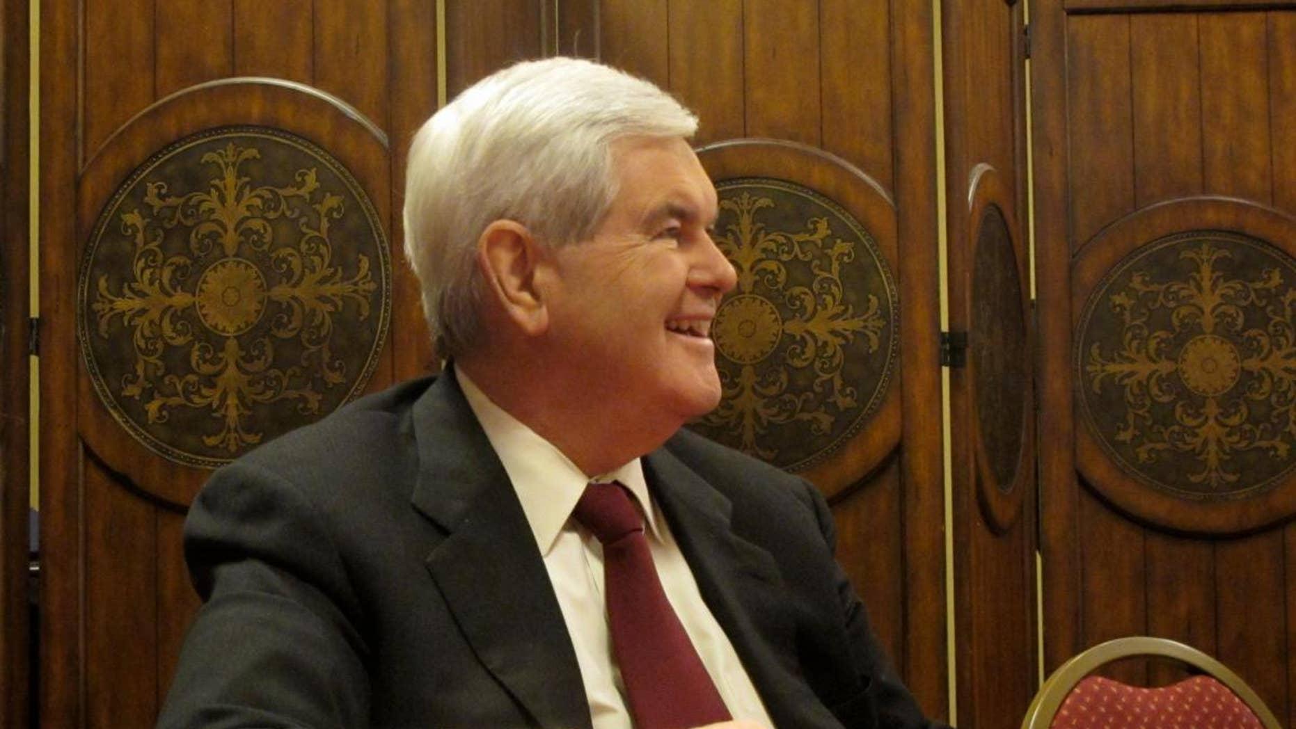 Newt Gingrich (R)/Fox News Photo