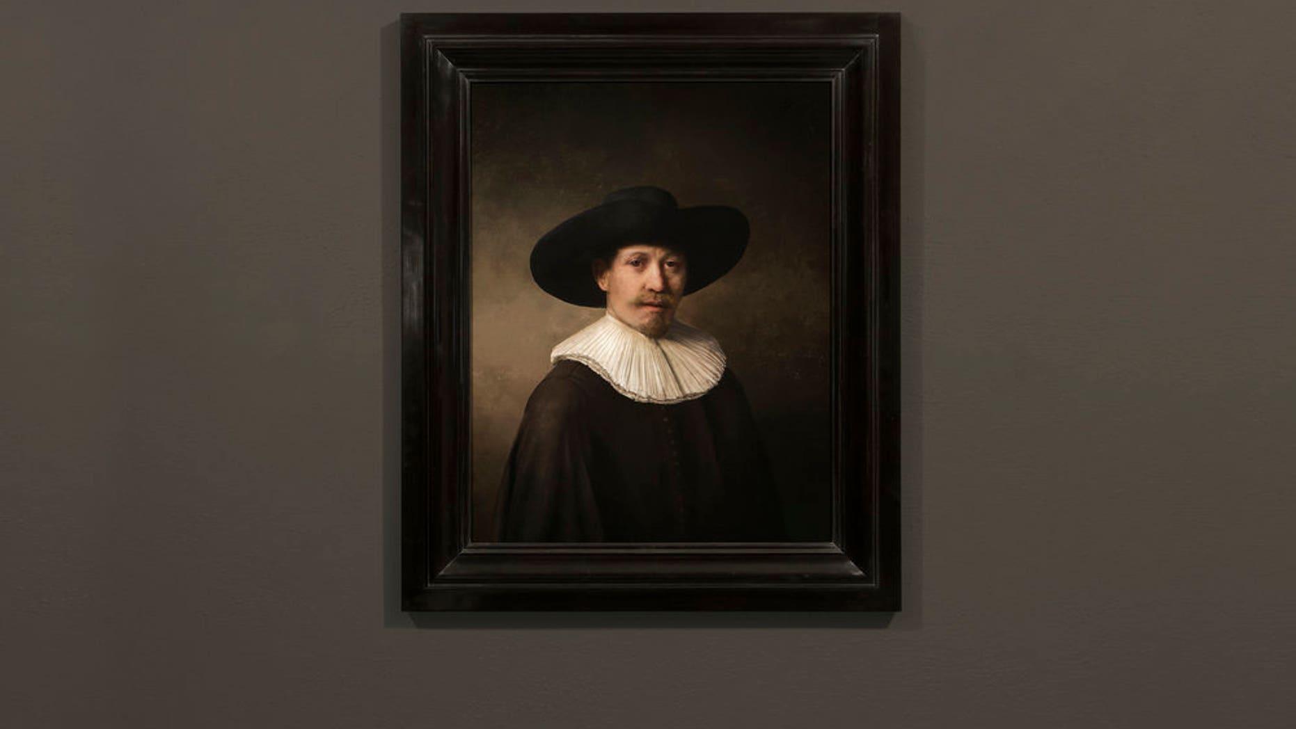 (The Next Rembrandt)