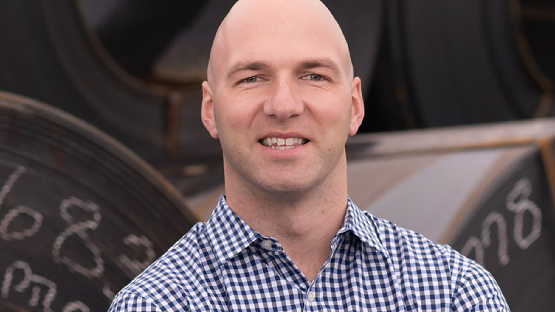 Former NFL wide receiver Anthony Gonzalez won a GOP primary on Tuesday.