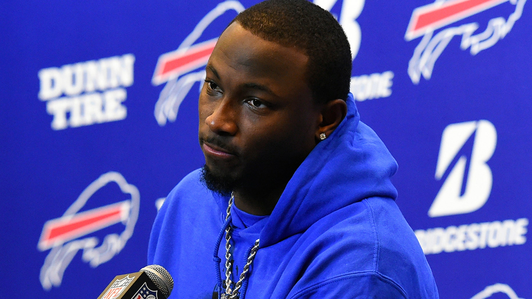 McCoy was accused of orchestrating an attack on his ex-girlfriend.
