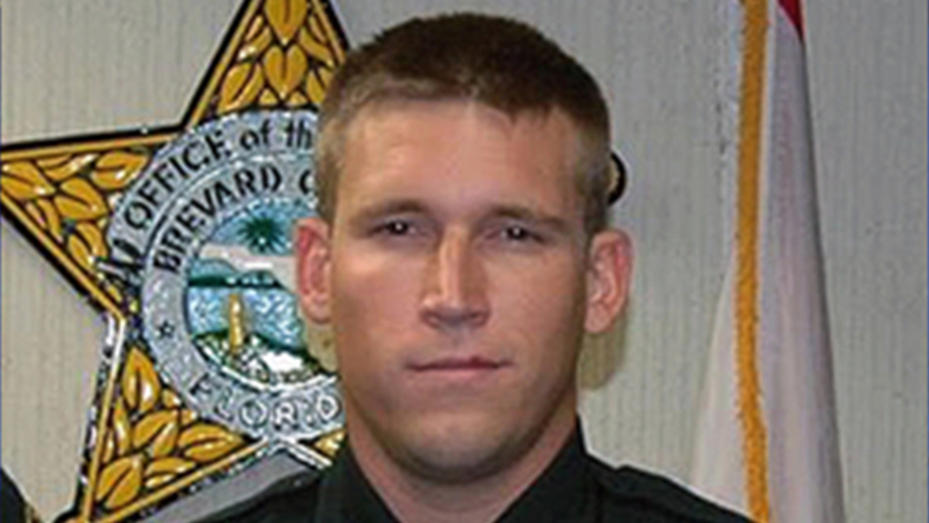 Brevard County Deputy Nicholas Worthy was fired from his job and arrested Thursday after police searched his home.