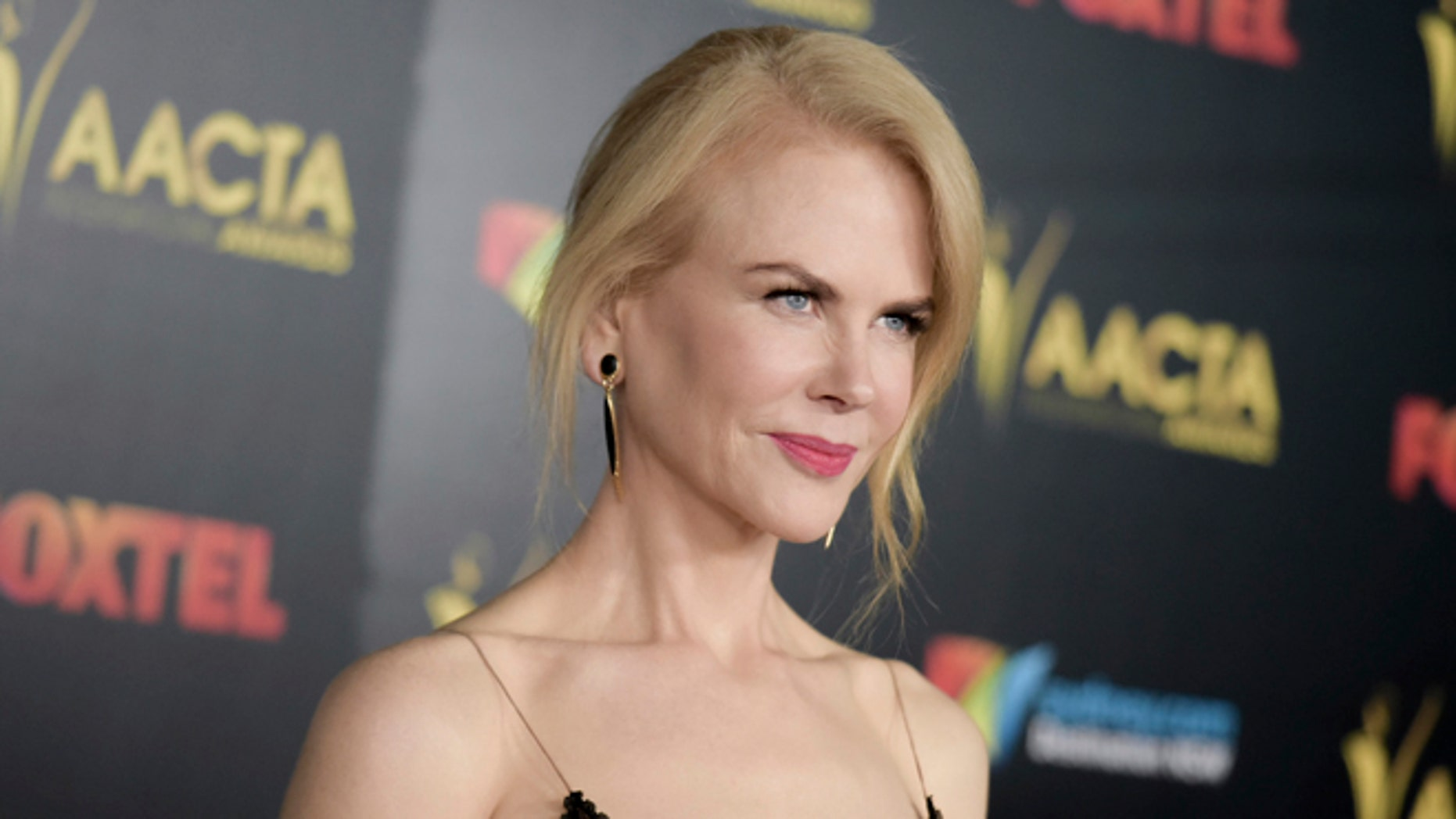 Nicole Kidman says her comments that Americans should support President-elect Donald Trump were merely a statement of her belief in democracy.