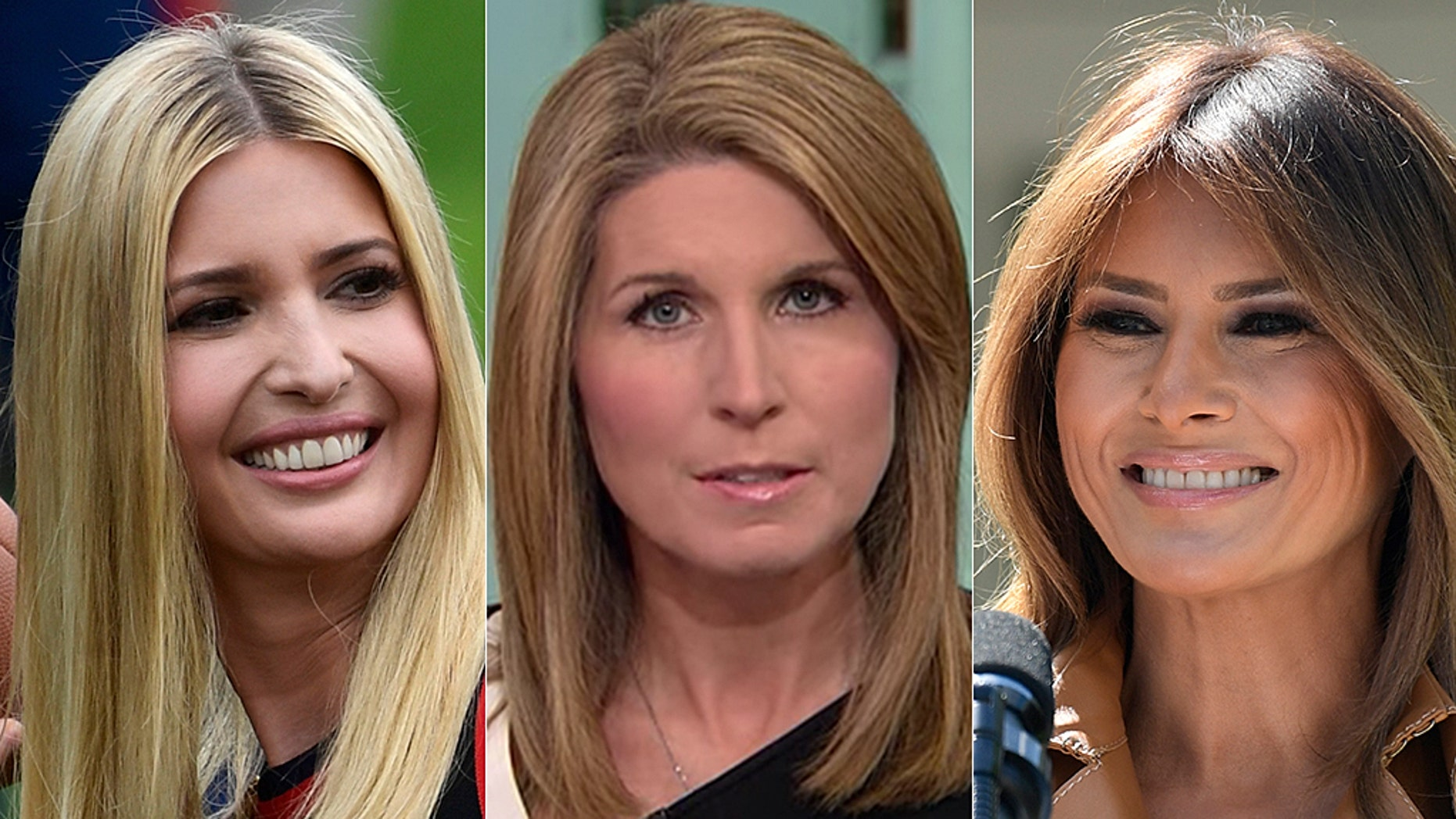 "MSNBC host Nicolle Wallace asked if women surrounding President Trump are ""dead inside."""