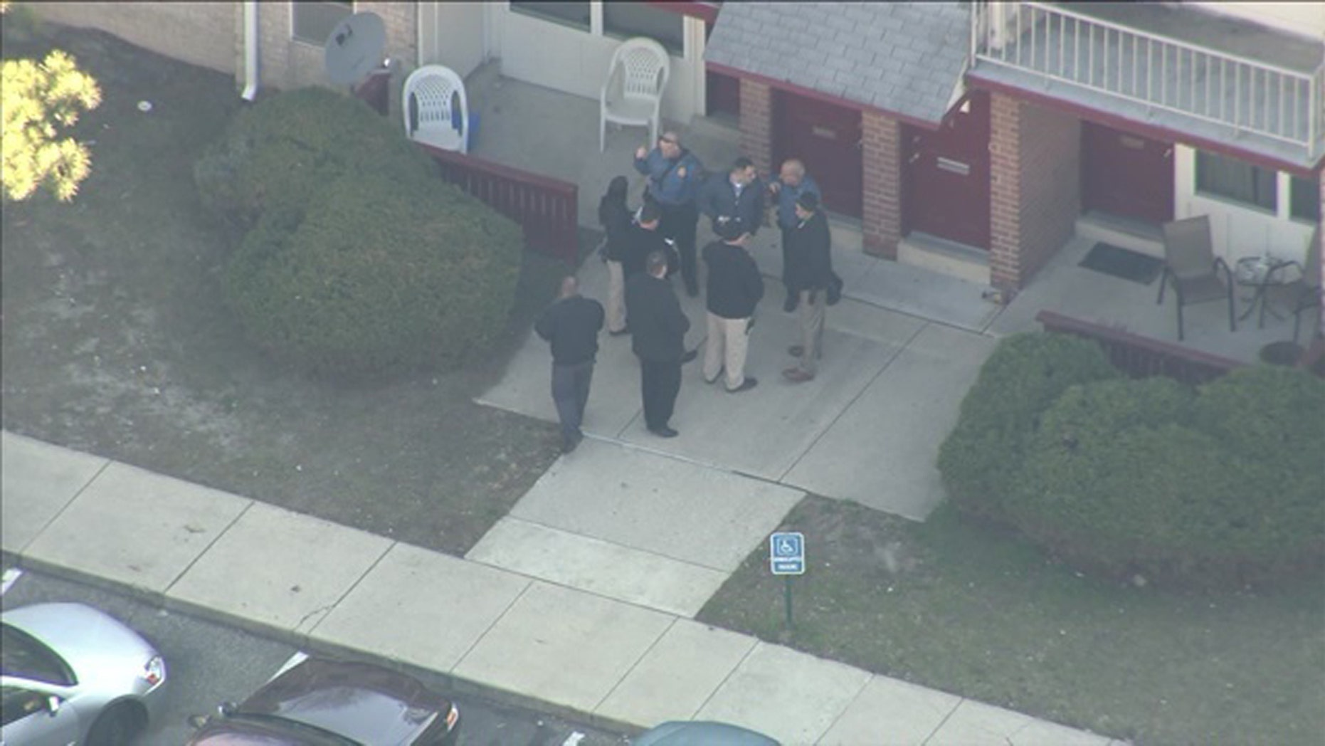 New Jersey police investigate deaths of infant twin girls in