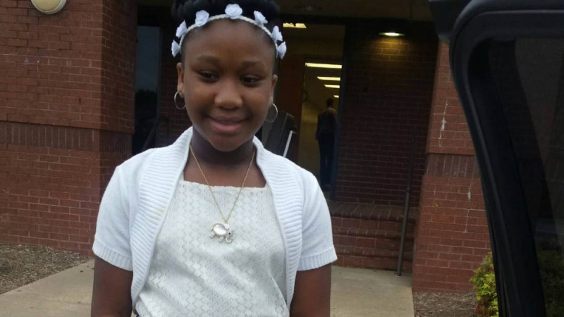 N'Khemya King complained of a stomach ache and was treated for strep throat before doctors diagnosed her with leukemia.