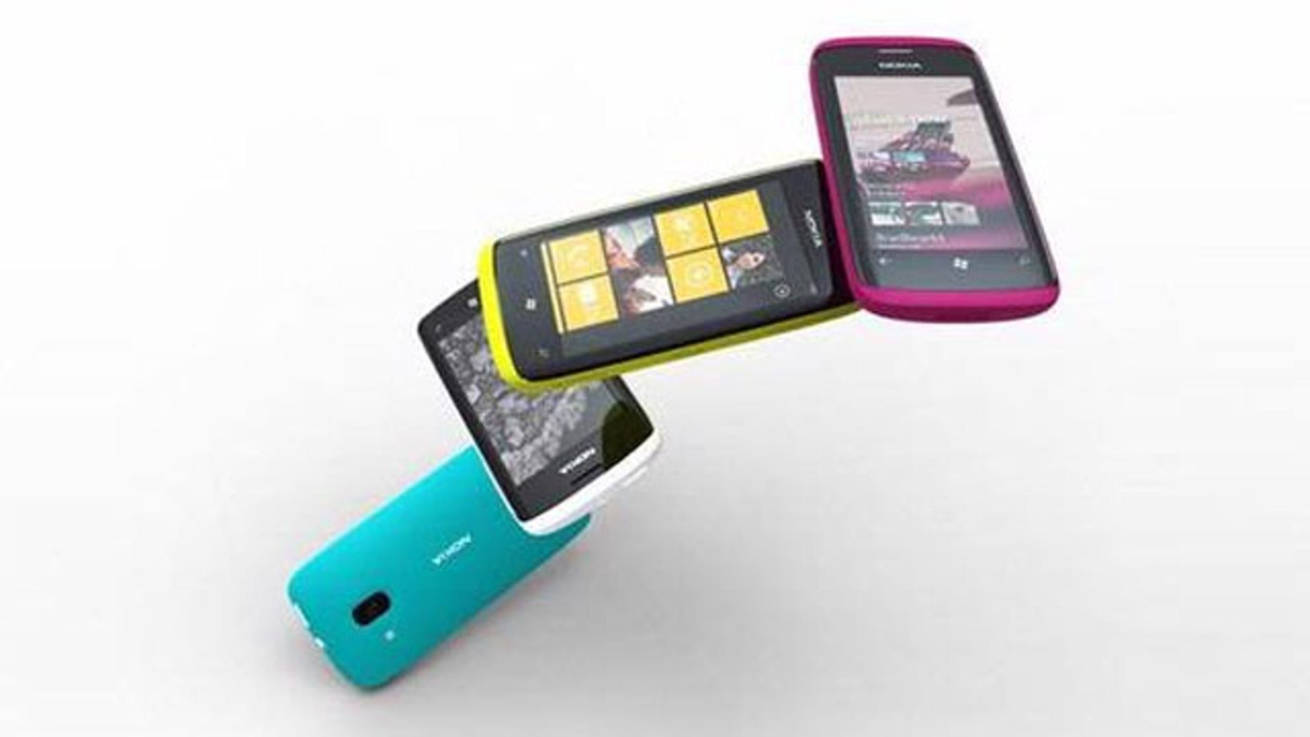 Nokia has a slew of Windows based phones in the works.