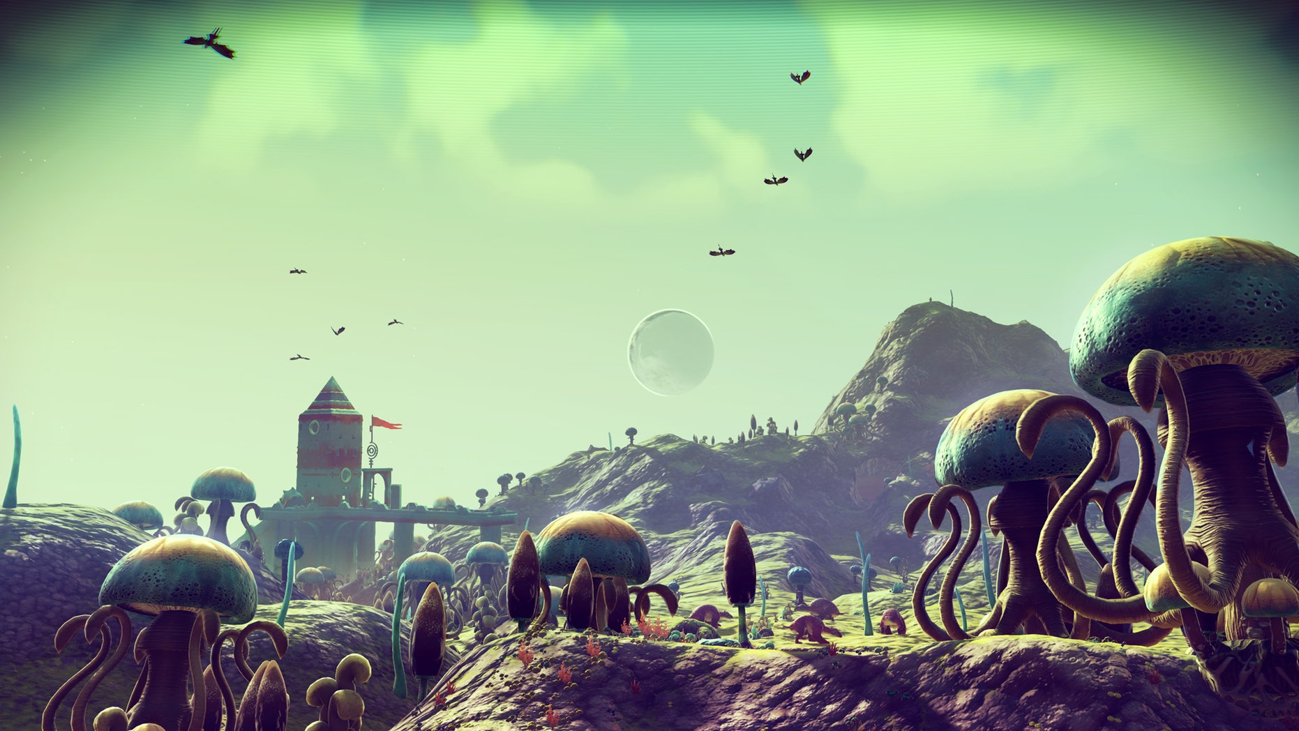 """No Man's Sky"" screenshot (Sony Interactive Entertainment America)."