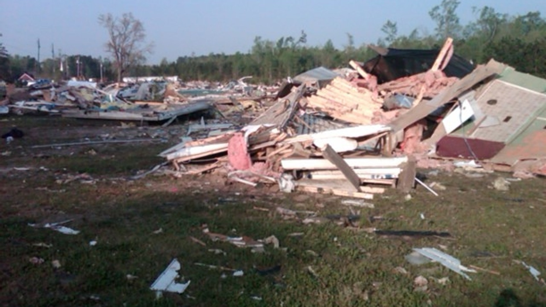 Scars of the Storm Revealed Days After Tornado Hits North ...