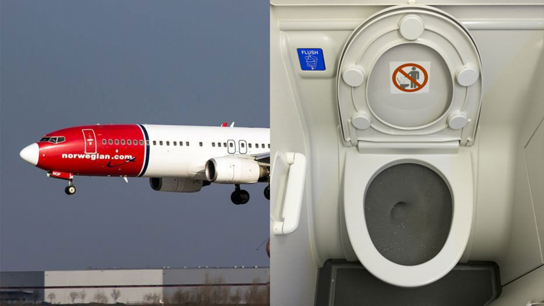 A Norwegian Air flight was forced to turn around shortly after takeoff due to a problem with the toilets, which couldn't be fixed by the 85 plumbers on board.