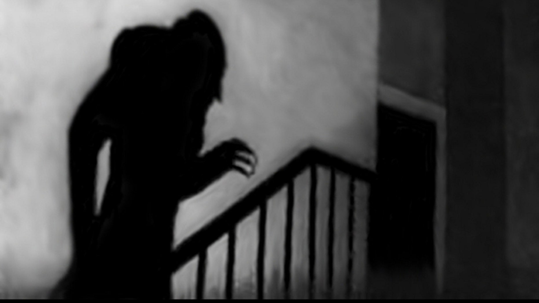 """A scene from the 1922 classic """"Nosferatu"""" one of the earliest depictions of vampires in cinema. But far scarier are the real world fiends out to hunt you down."""