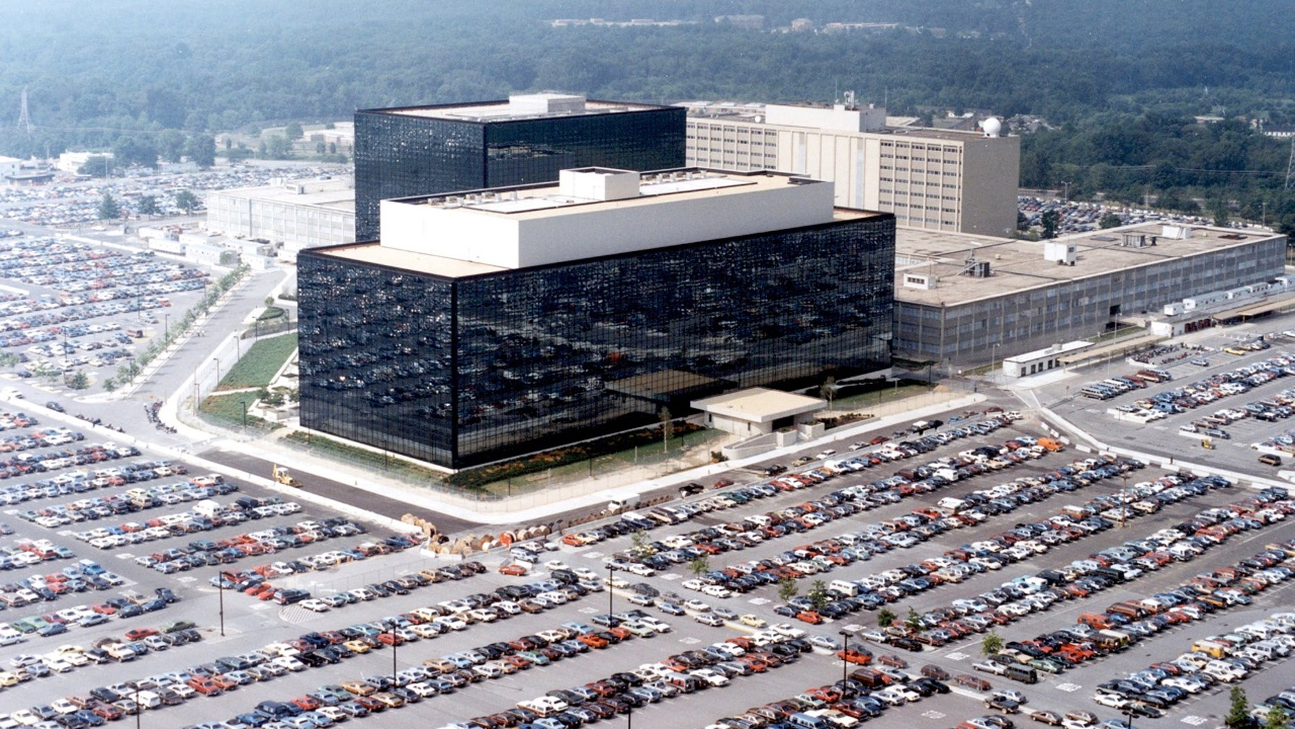 National Security Agency headquarters, Fort Meade, Md.