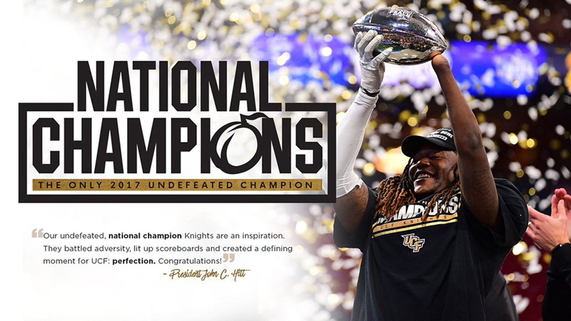 Image result for ucf national champions