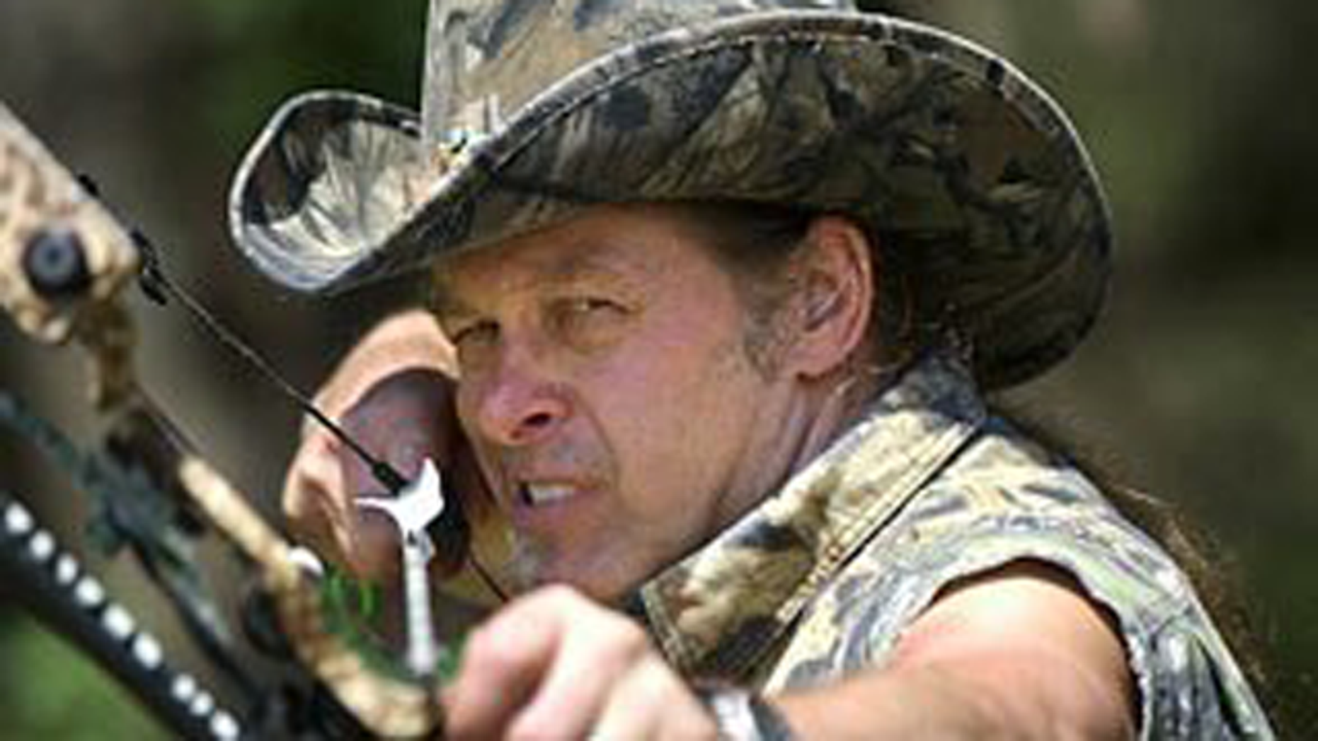 Ted Nugent Fined for Baiting Deer He Shot on TV Show  5e67a8d7ecd