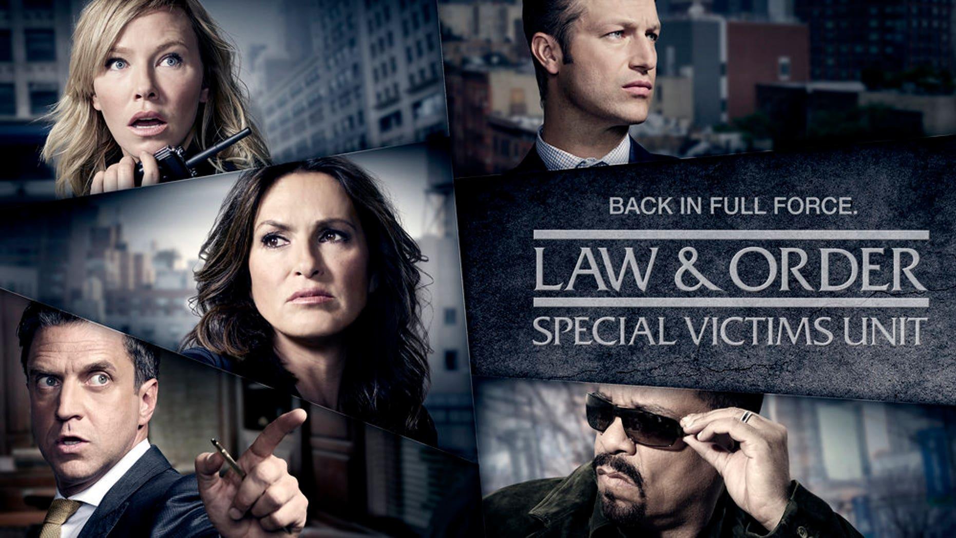 'Law & Order:SVU'