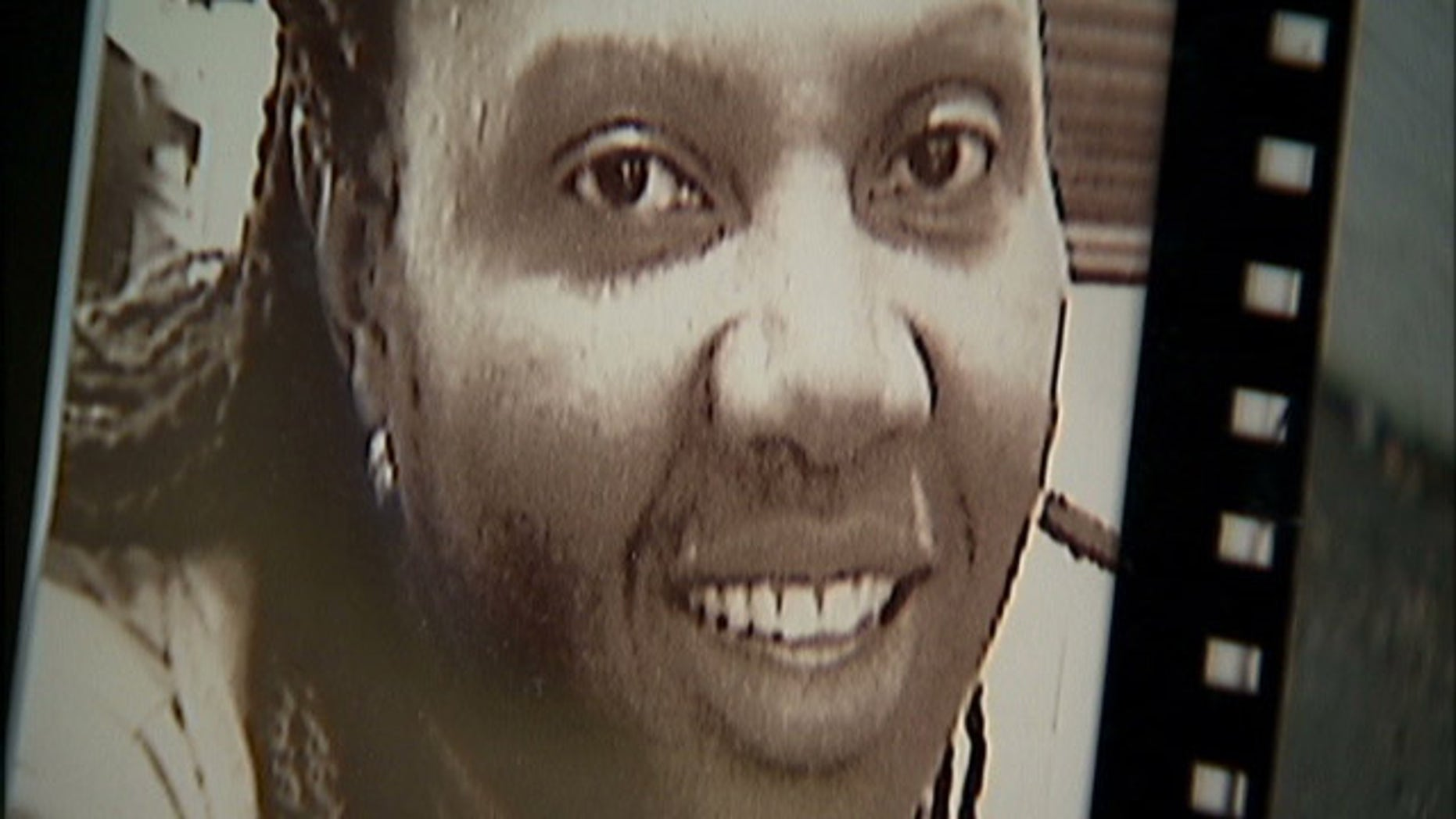 Mulielle Compere, of Brockton, Mass., was allegedly shot through the front door of her home Monday by an unidentified gunman (MyFoxBoston.com).