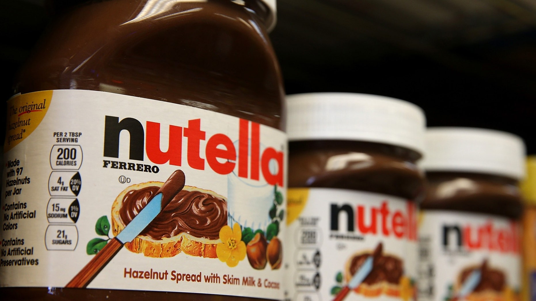Ferrero says the continent's love for the chocolatey hazelnut spread has triggered a shortage.