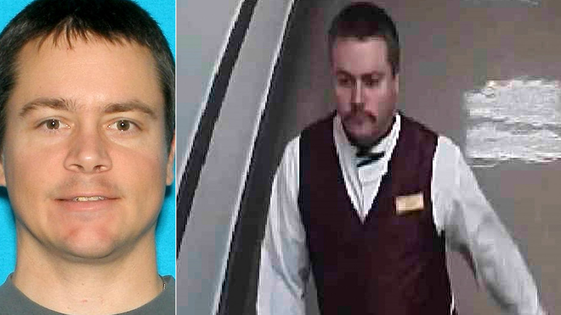 Anthony Wrobel, 42, allegedly shot and killed a co-worker and wounded a casino executive at a picnic.