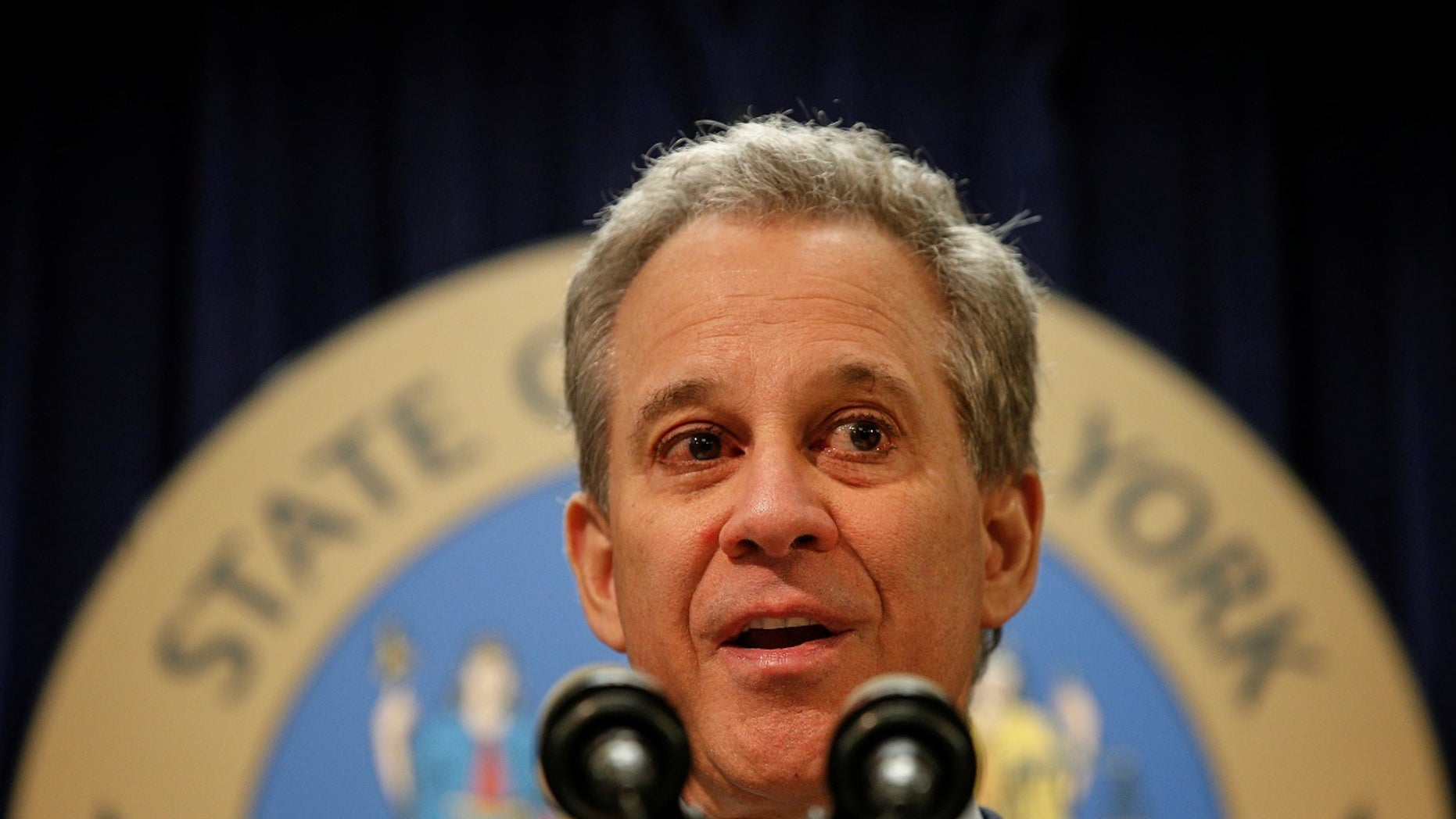 New York Attorney General Eric Schneiderman resigned Monday night following allegations of sexual misconduct.