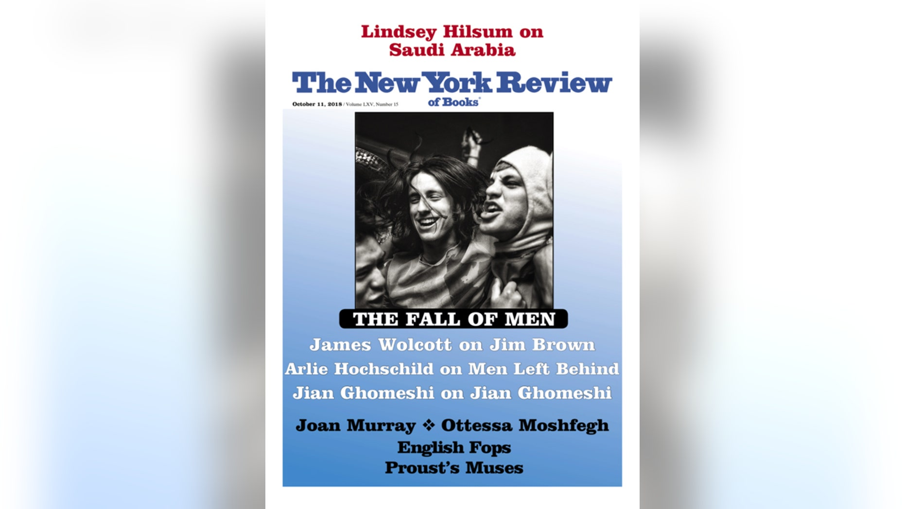 Ian Buruma, editor of the New York Review of Books, is out at the publication following swift backlash over an essay by Jian Ghomeshi, who has been accused of sexual assault and battery by over 20 women.