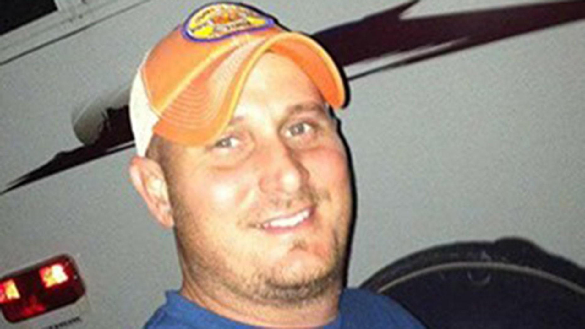David Oakley vanished since June 1.