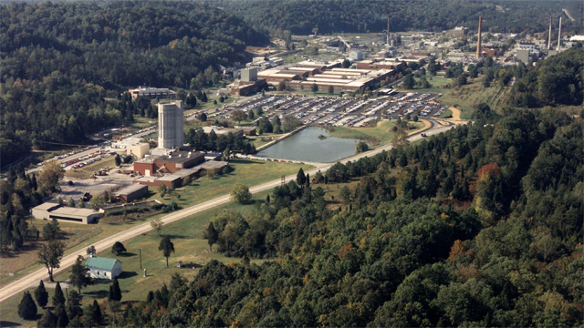 Oak Ridge National Laboratory in Oak Ridge, Tenn.