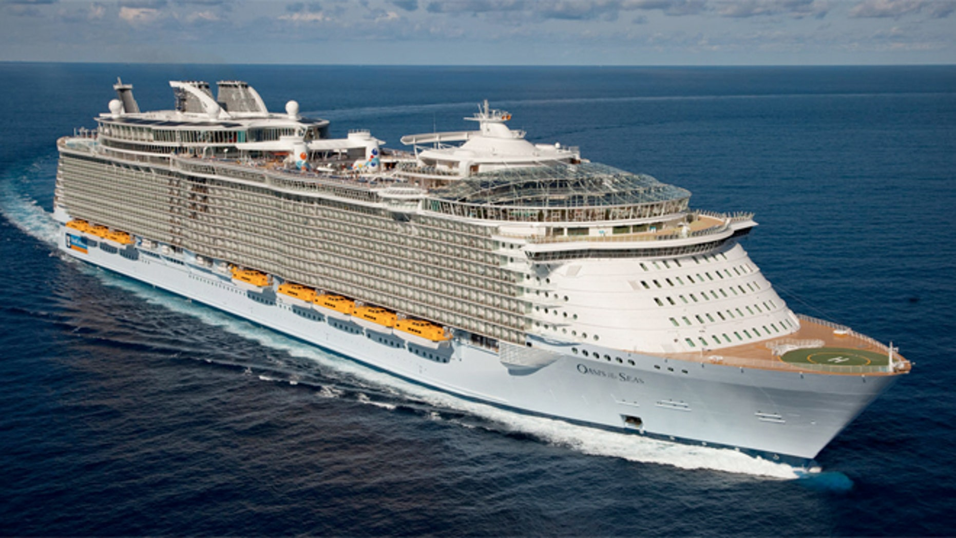 More than 150 people affected by Norovirus outbreak on Royal Caribbean cruise