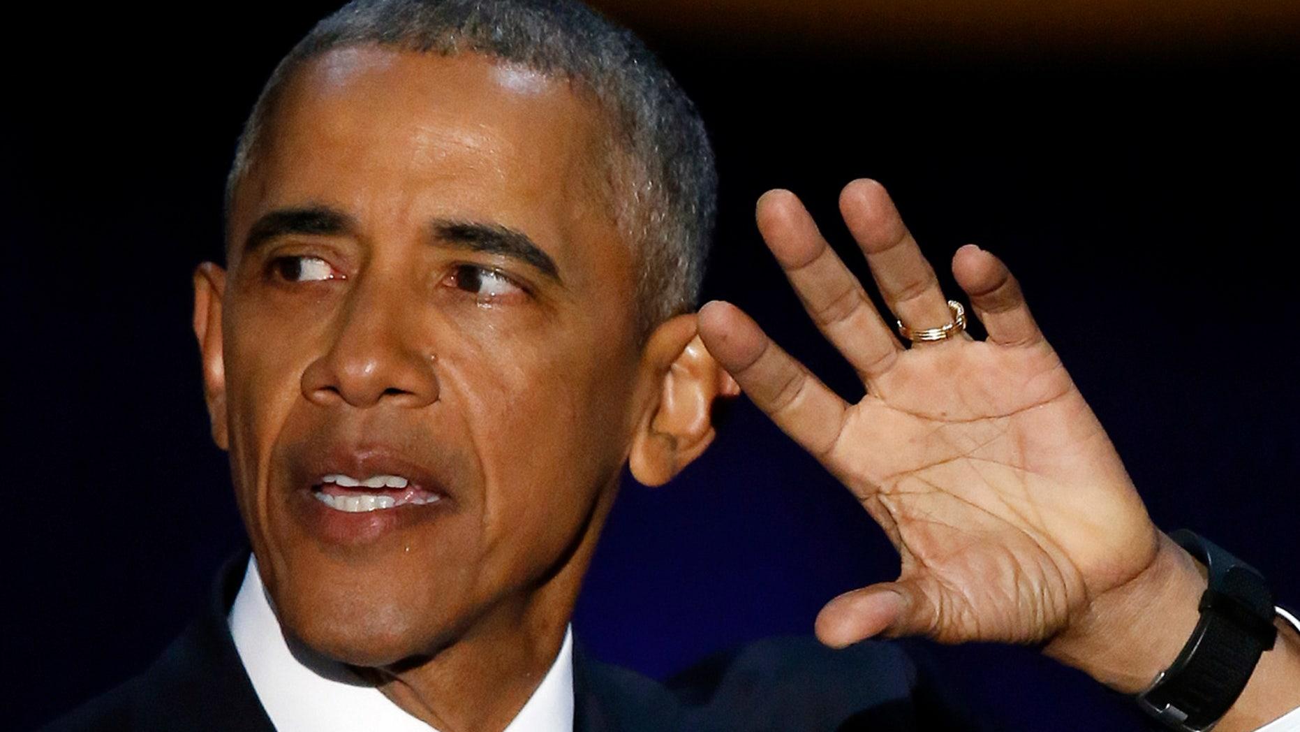 The hidden message in Obama's 'farewell' speech | Fox News