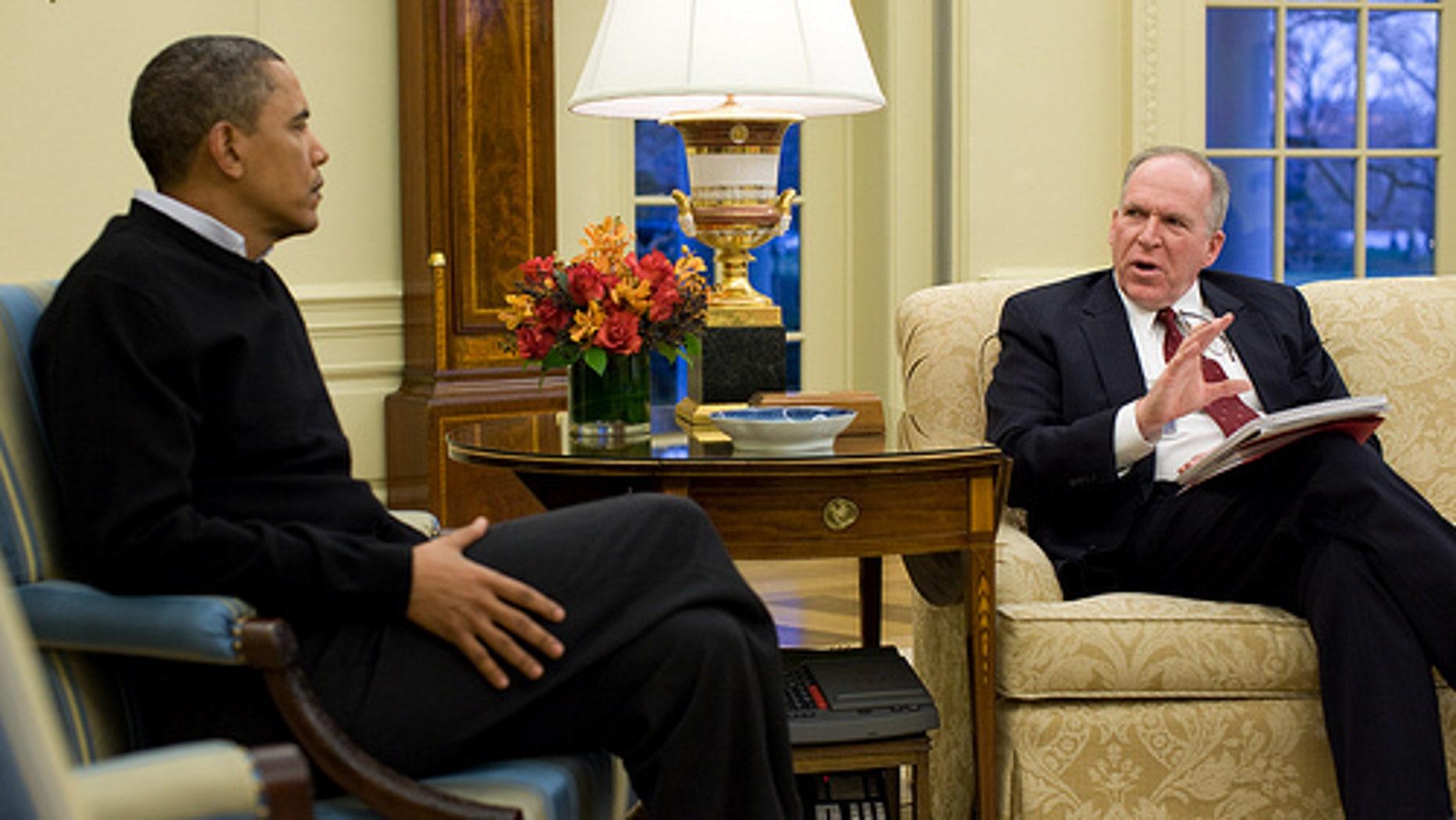 White House Photo/Pete Souza