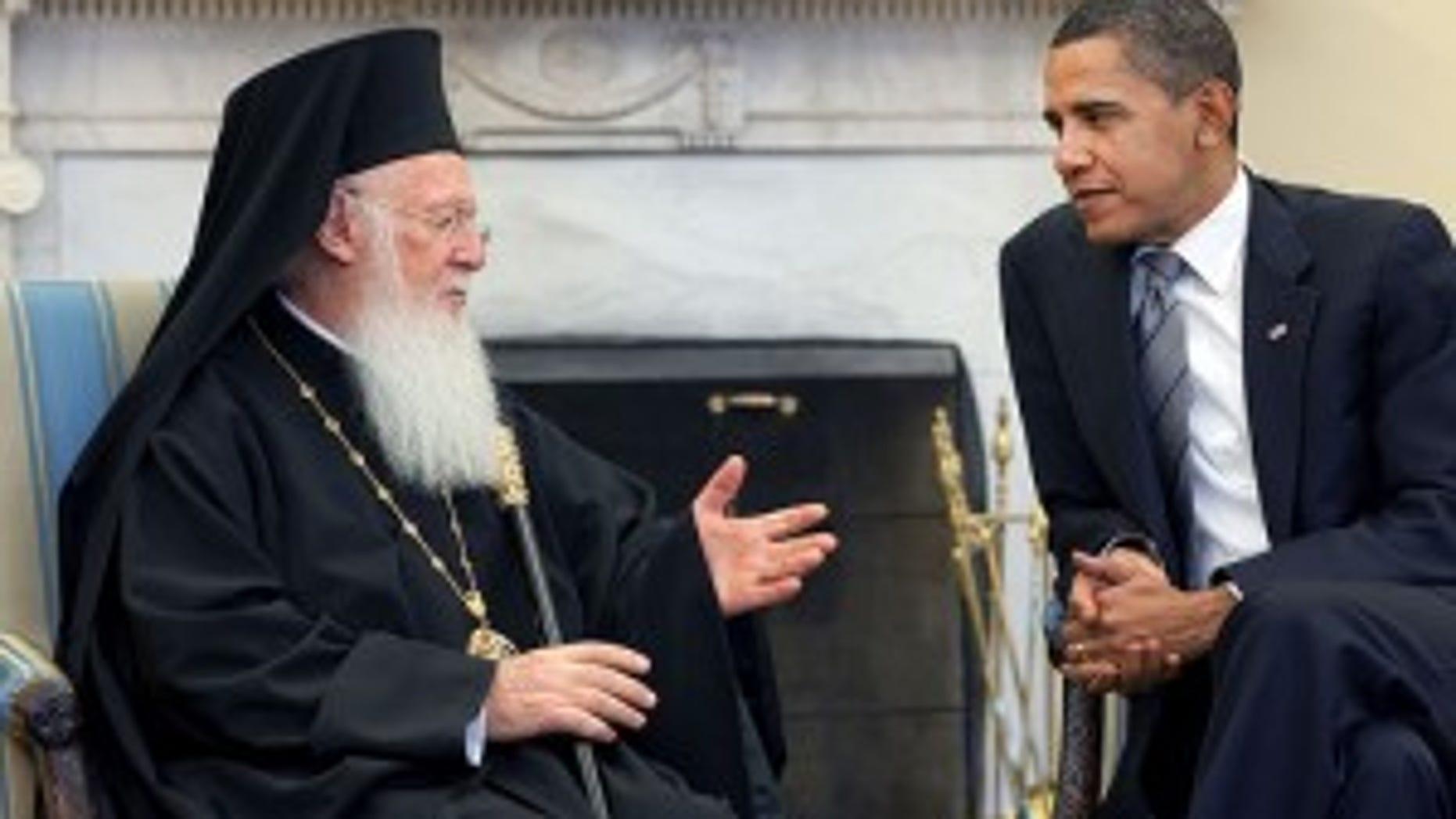 obama patriarch