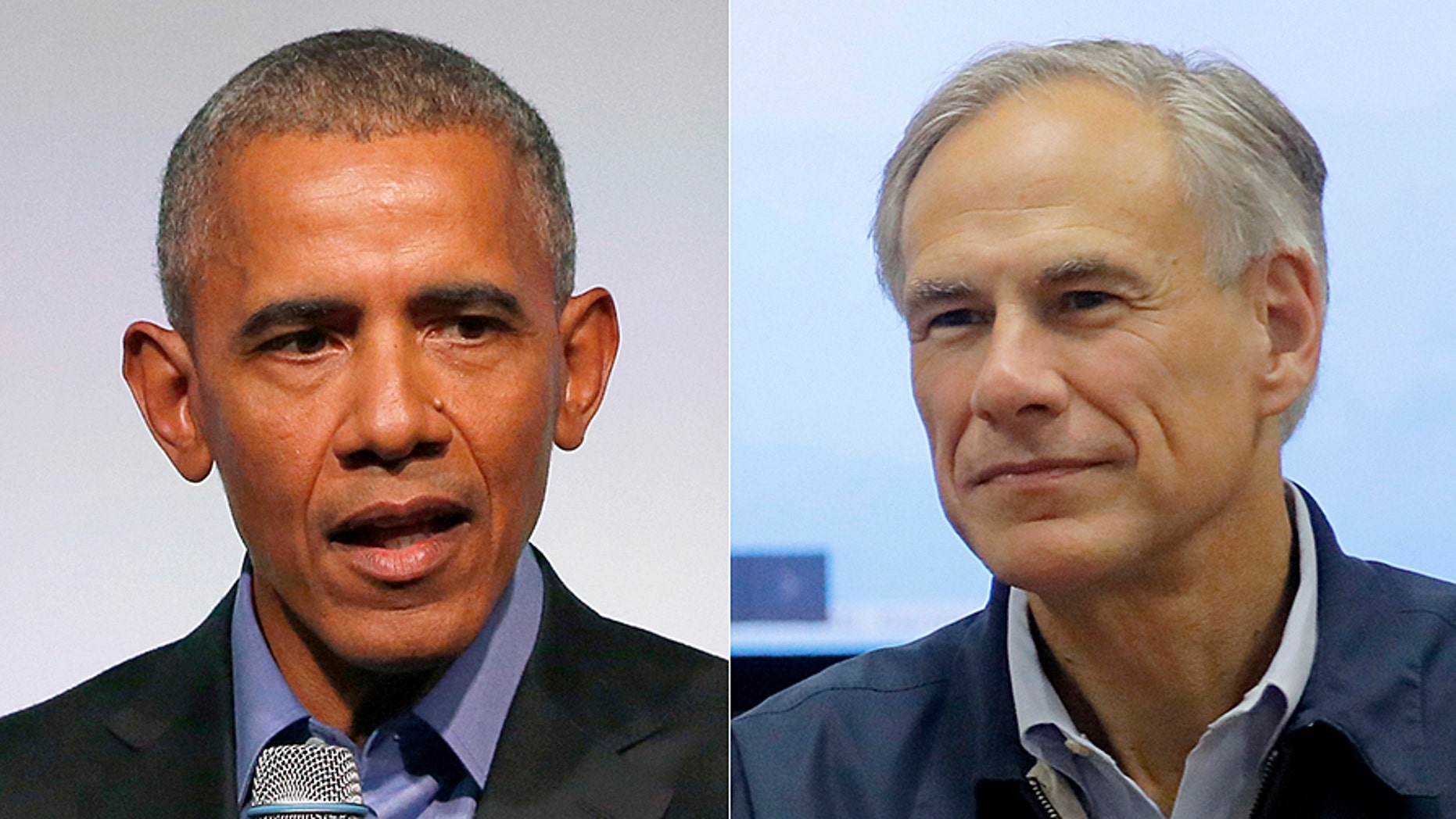Former President Obama and Texas Gov. Greg Abbott were the targets of two homemade bombs by a Texas woman, prosecutors say.