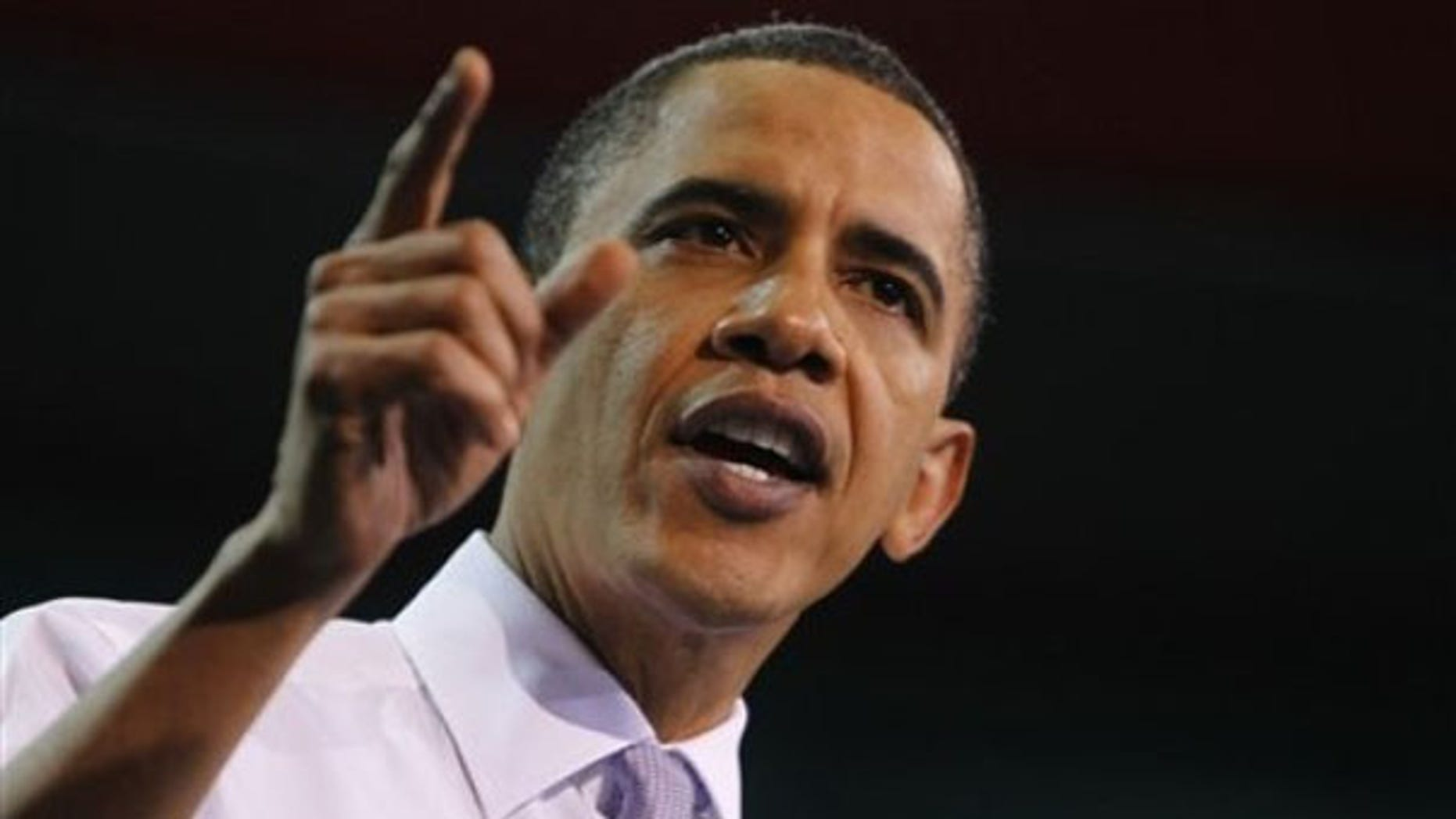 President Obama speaks about health care reform at the University of Iowa in Iowa City March 25. (AP Photo)